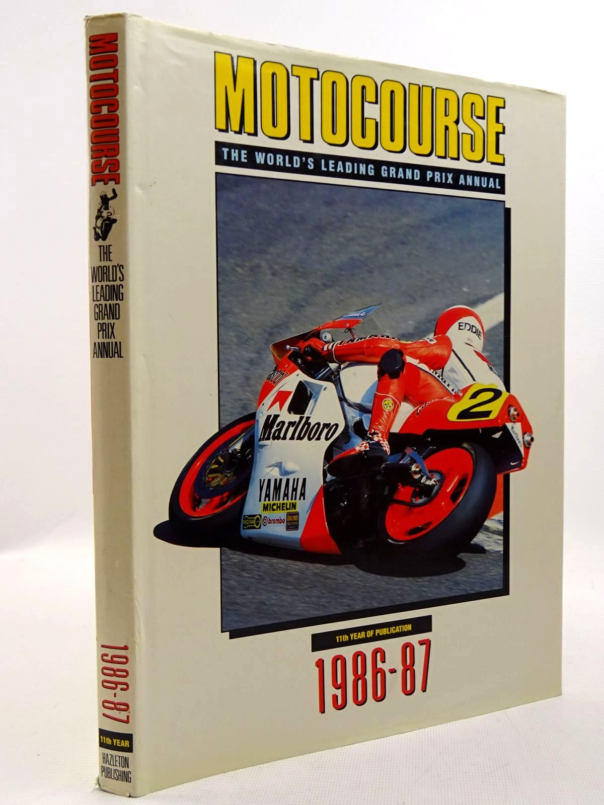 Photo of MOTOCOURSE 1986-87 published by Hazleton Publishing (STOCK CODE: 2128990)  for sale by Stella & Rose's Books