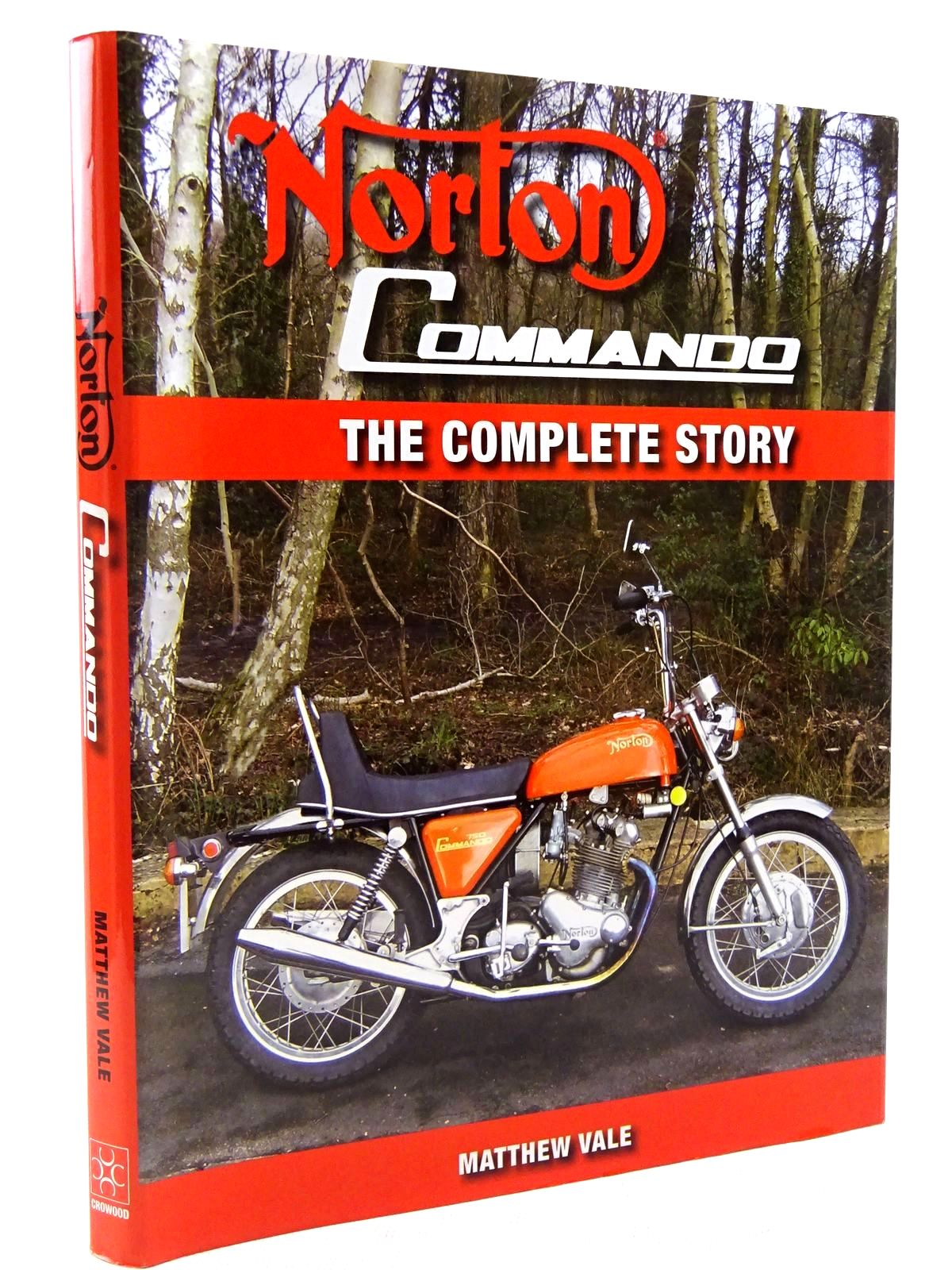 Photo of NORTON COMMANDO THE COMPLETE STORY- Stock Number: 2129004