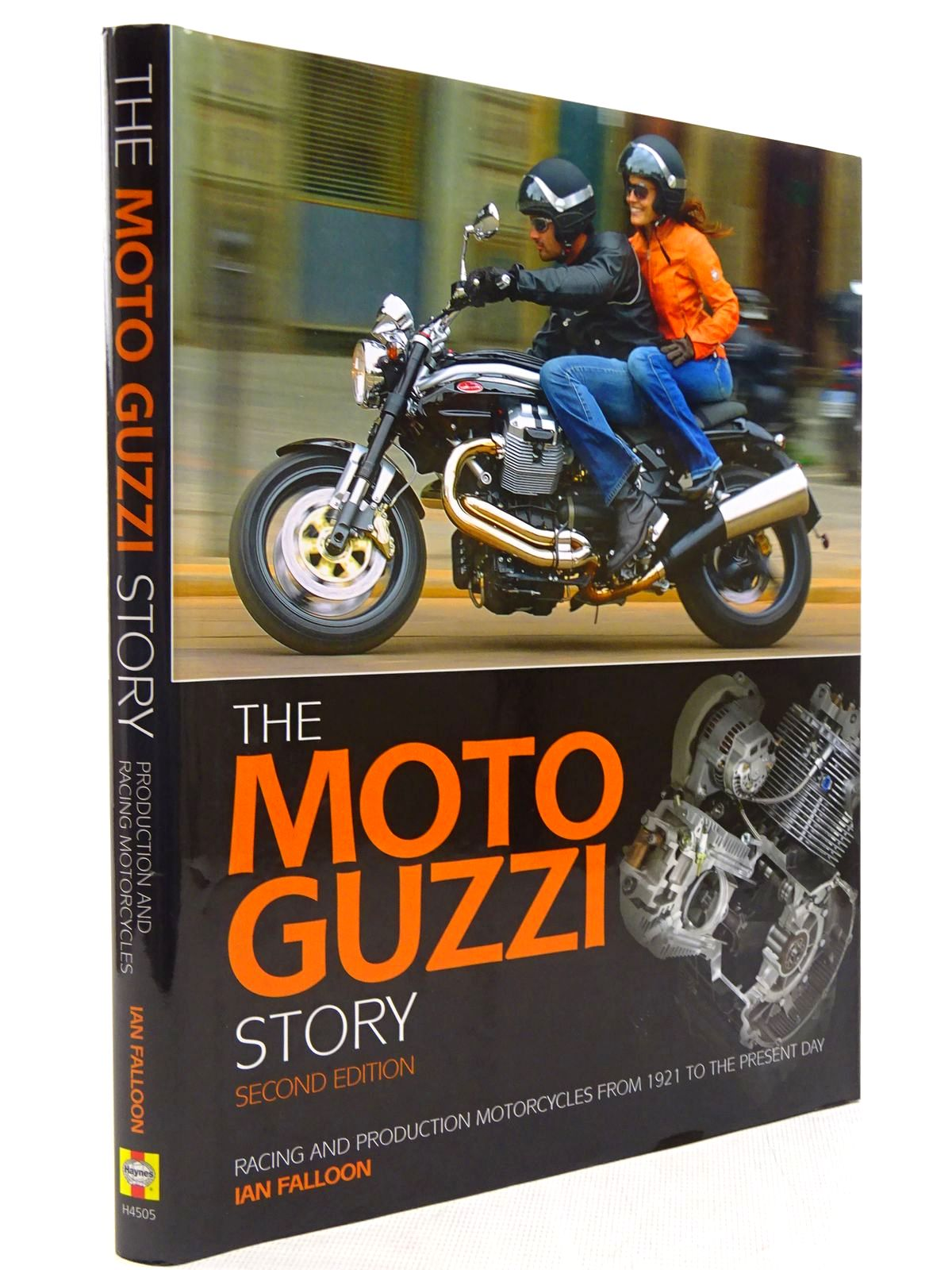 Photo of THE MOTO GUZZI STORY written by Falloon, Ian published by Haynes Publishing Group (STOCK CODE: 2129007)  for sale by Stella & Rose's Books