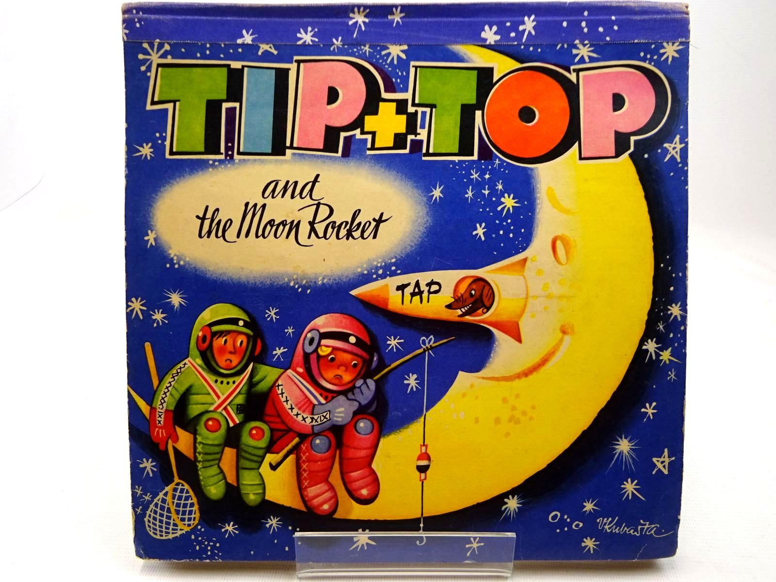 Photo of TIP + TOP AND THE MOON ROCKET- Stock Number: 2129025