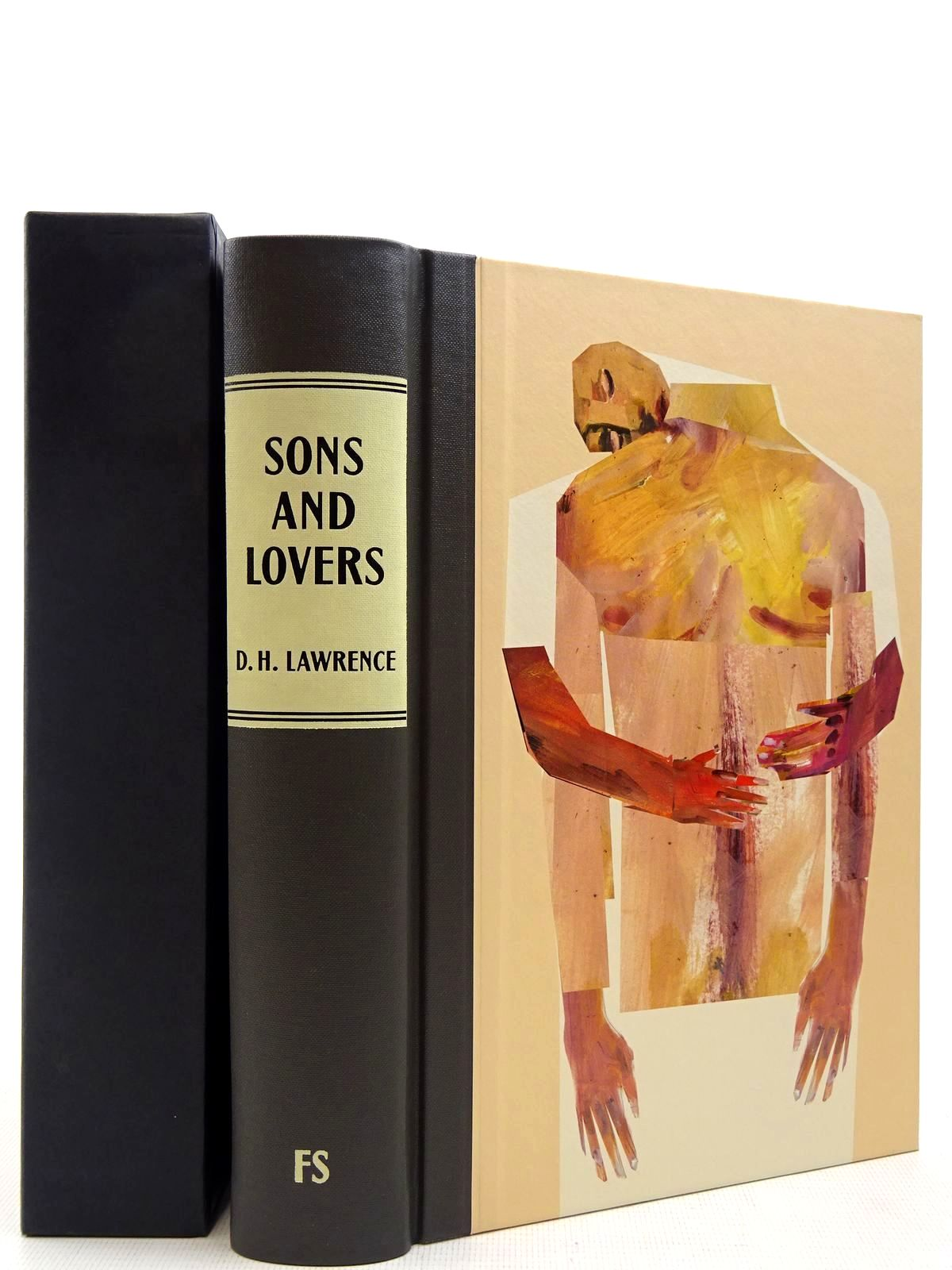 Photo of SONS AND LOVERS written by Lawrence, D.H.<br />Toibin, Colm illustrated by Jones, Anne-Marie published by Folio Society (STOCK CODE: 2129063)  for sale by Stella & Rose's Books