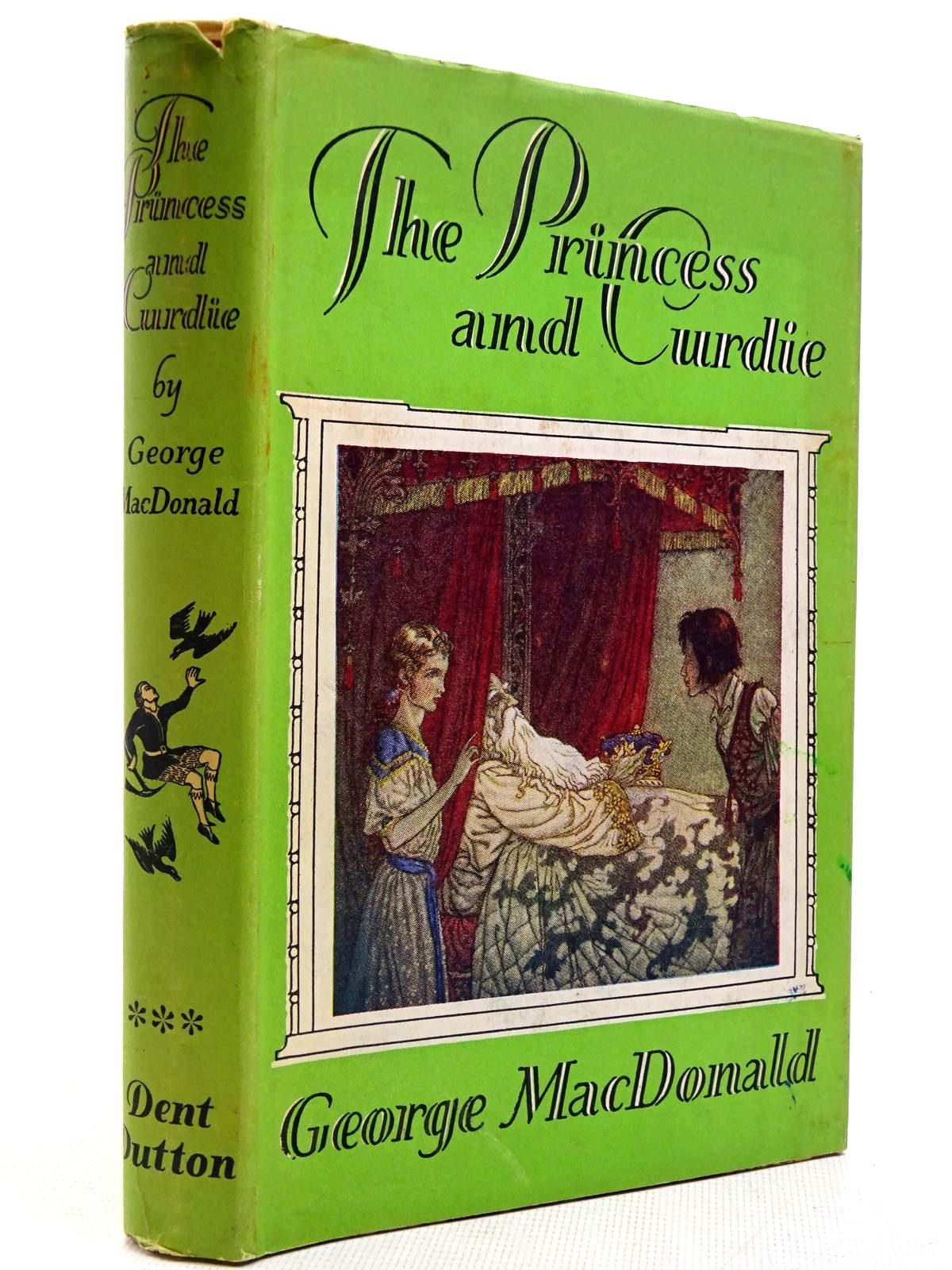 Photo of THE PRINCESS AND CURDIE written by MacDonald, George illustrated by Folkard, Charles published by J.M. Dent & Sons Ltd. (STOCK CODE: 2129066)  for sale by Stella & Rose's Books