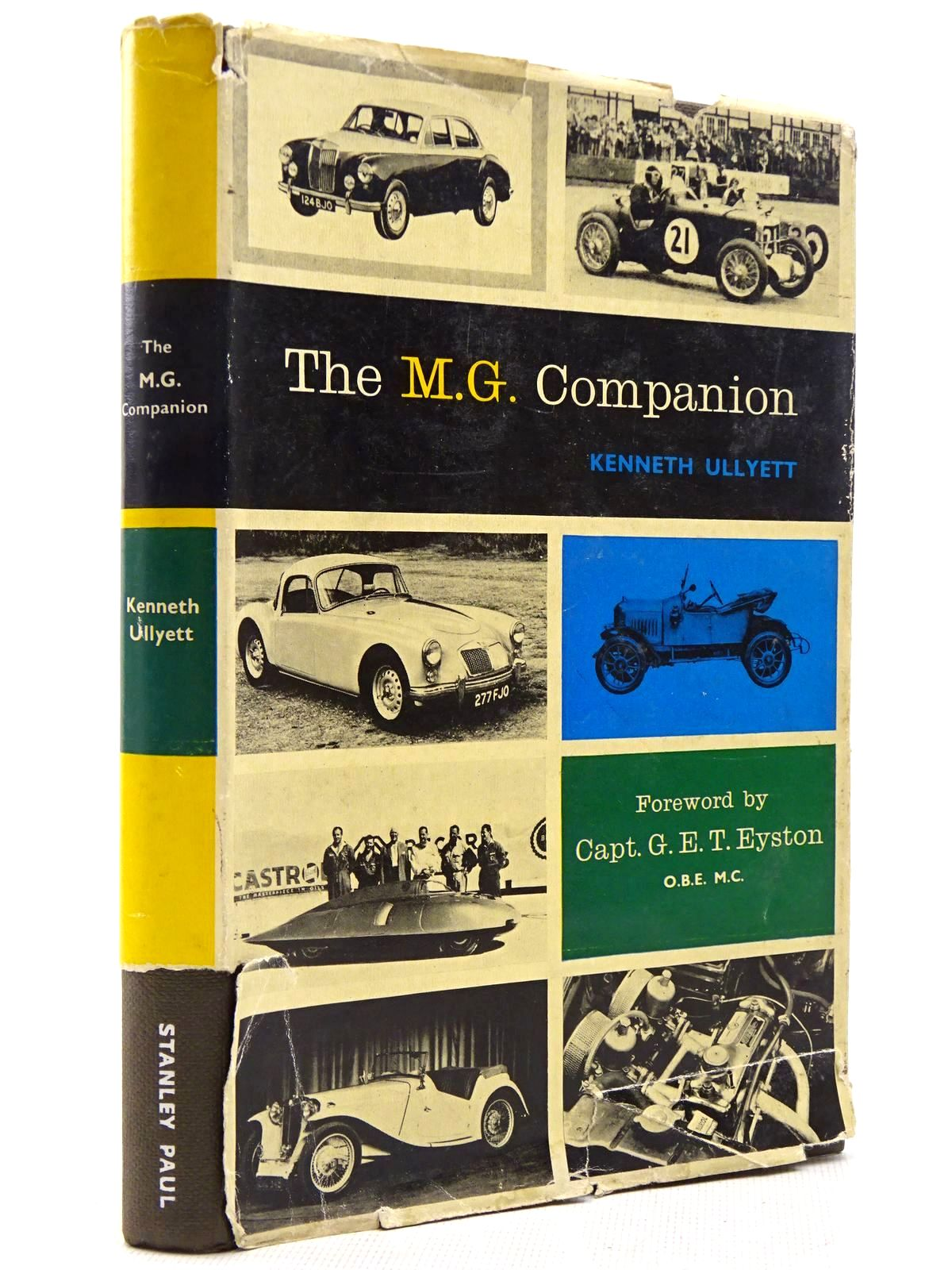 Photo of THE MG COMPANION- Stock Number: 2129070
