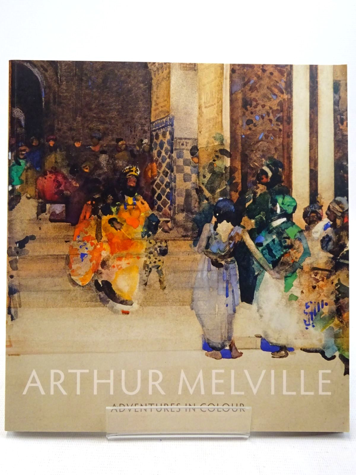 Photo of ARTHUR MELVILLE ADVENTURES IN COLOUR- Stock Number: 2129122