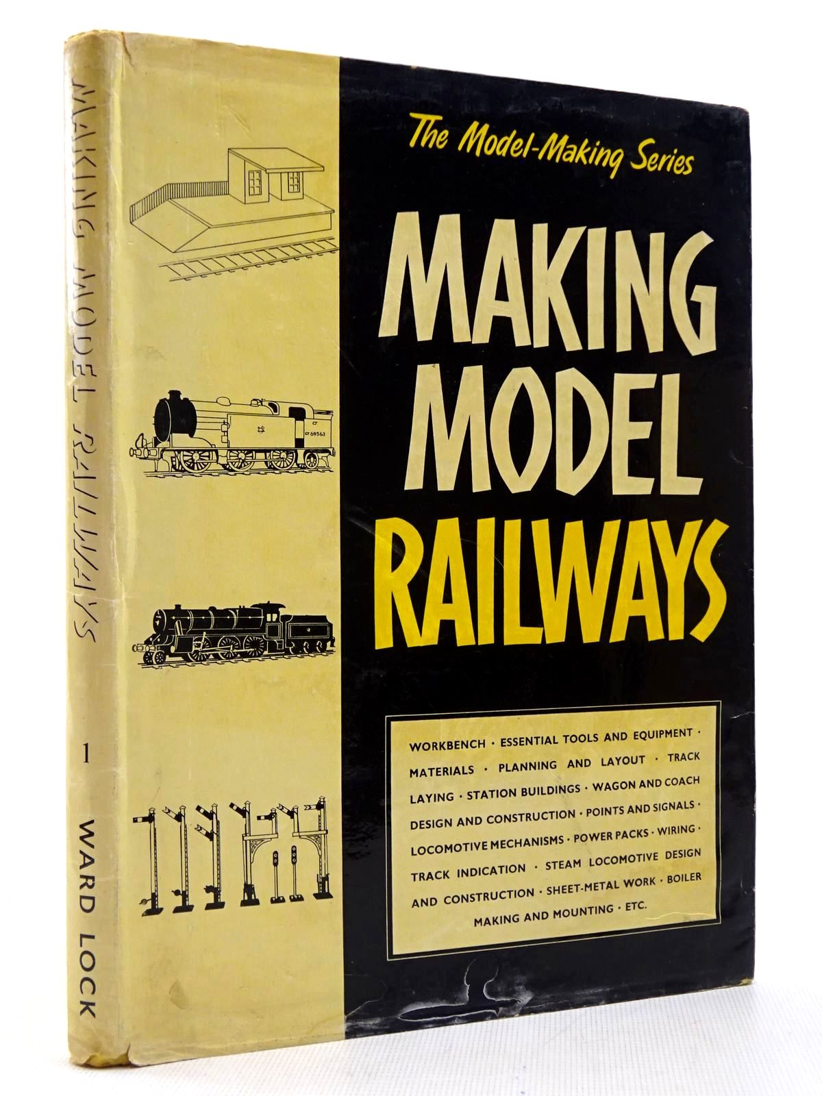 Photo of MAKING MODEL RAILWAYS- Stock Number: 2129132
