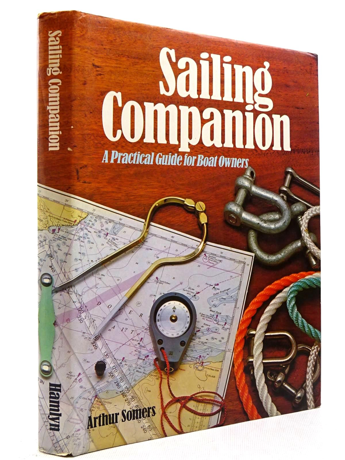 Photo of SAILING COMPANION written by Somers, Arthur published by Hamlyn (STOCK CODE: 2129137)  for sale by Stella & Rose's Books