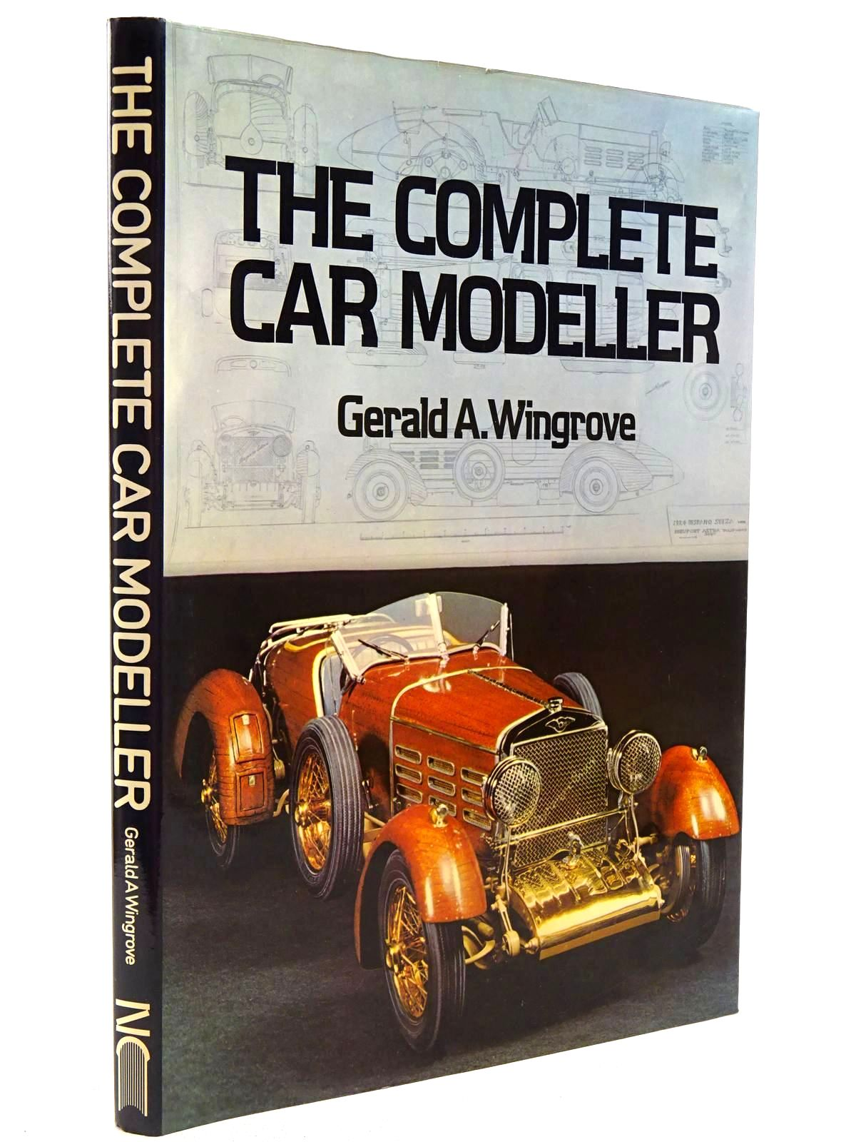Photo of THE COMPLETE CAR MODELLER written by Wingrove, Gerald published by New Cavendish Books (STOCK CODE: 2129138)  for sale by Stella & Rose's Books