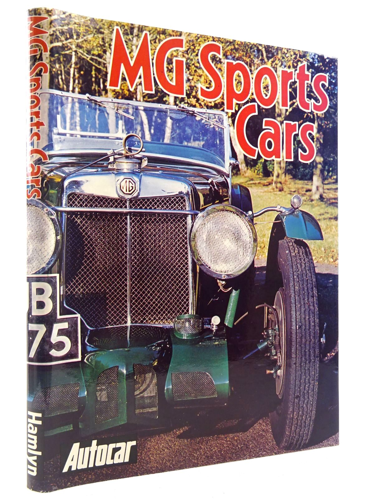 Photo of MG SPORTS CARS- Stock Number: 2129142