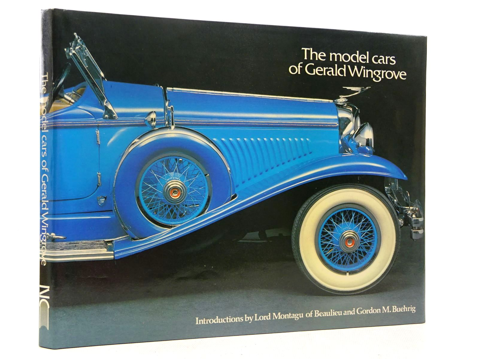 Photo of THE MODEL CARS OF GERALD WINGROVE written by Wingrove, Gerald published by New Cavendish Books (STOCK CODE: 2129148)  for sale by Stella & Rose's Books