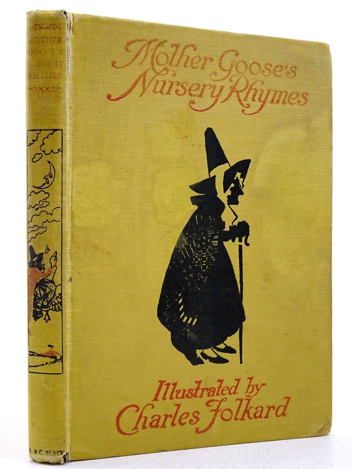 Photo of MOTHER GOOSE'S NURSERY RHYMES- Stock Number: 2129152