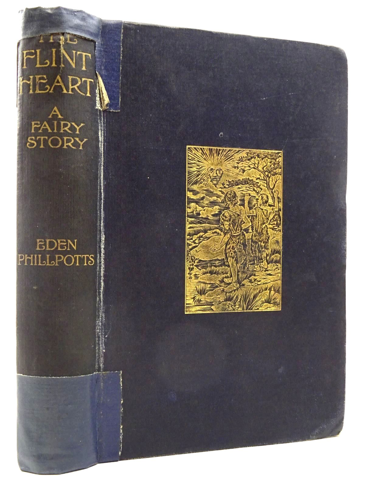 Photo of THE FLINT HEART written by Phillpotts, Eden illustrated by Folkard, Charles published by Smith, Elder & Co. (STOCK CODE: 2129157)  for sale by Stella & Rose's Books