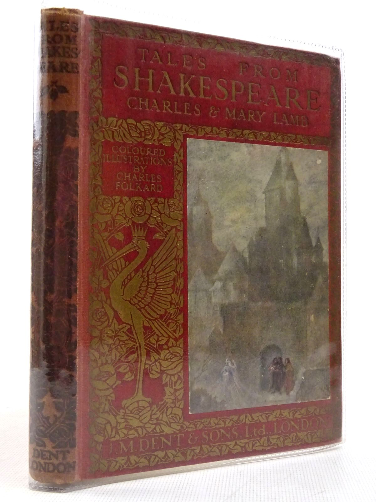Photo of TALES FROM SHAKESPEARE written by Lamb, Charles<br />Lamb, Mary<br />Shakespeare, William illustrated by Folkard, Charles published by J.M. Dent &amp; Sons Ltd., E.P. Dutton &amp; Co. Inc. (STOCK CODE: 2129161)  for sale by Stella & Rose's Books