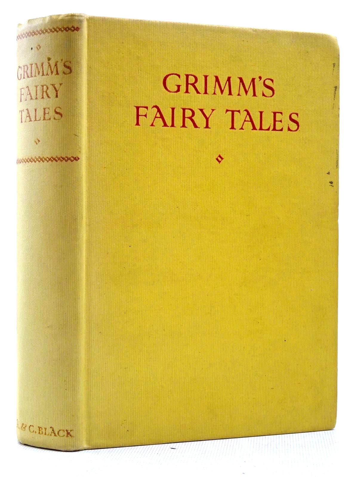 Photo of GRIMM'S FAIRY TALES- Stock Number: 2129164