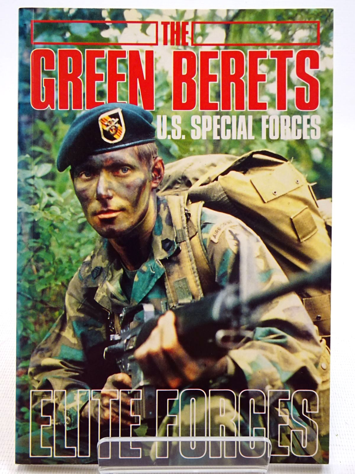 Photo of THE GREEN BERETS U.S. SPECIAL FORCES written by Brown, Ashley et al, published by Orbis Publishing (STOCK CODE: 2129180)  for sale by Stella & Rose's Books