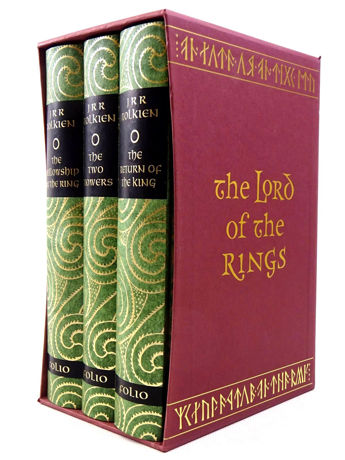 Photo of THE LORD OF THE RINGS written by Tolkien, J.R.R. illustrated by Grathmer, Ingahild