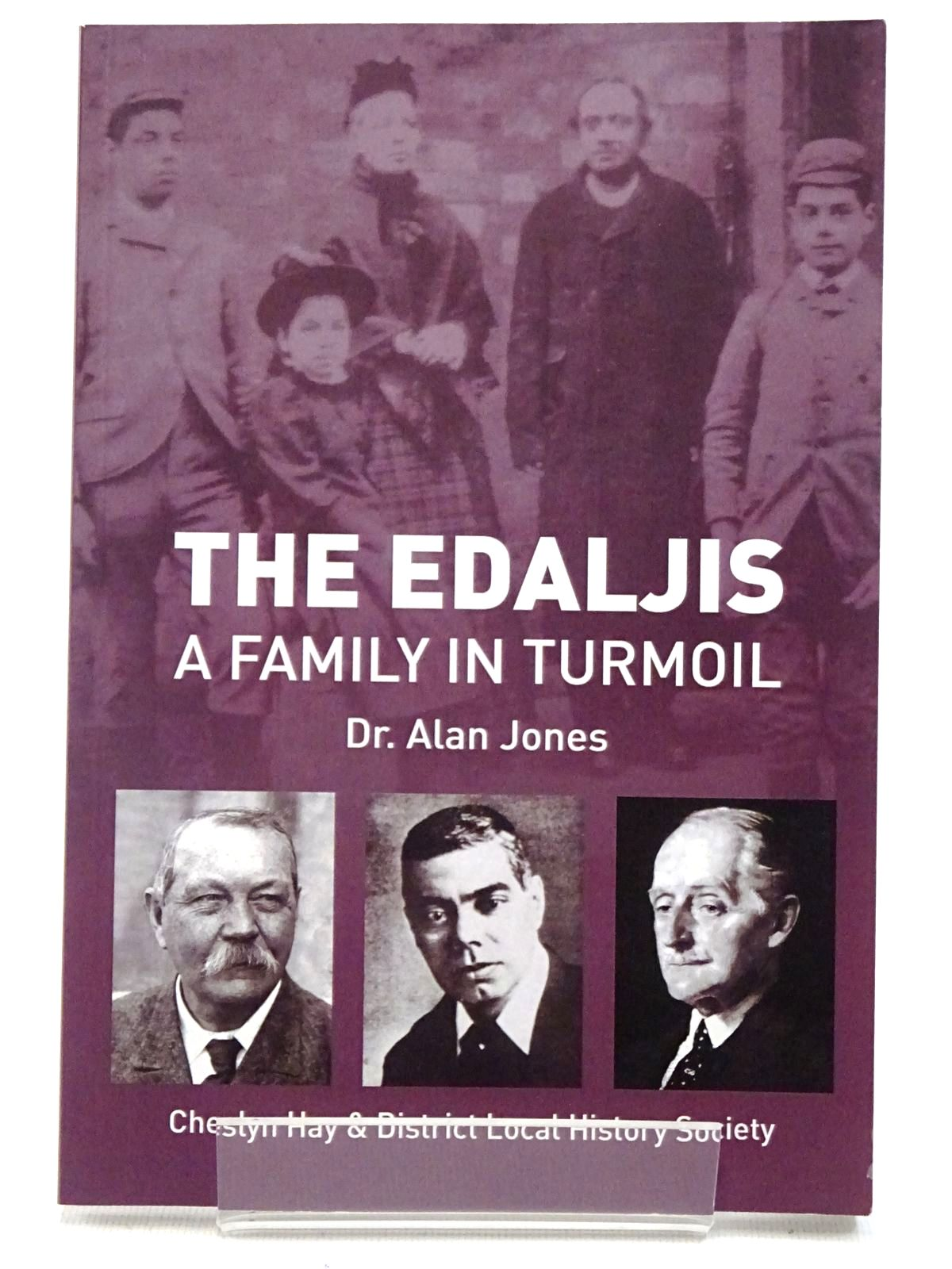 Photo of THE EDALJIS A FAMILY IN TURMOIL- Stock Number: 2129222