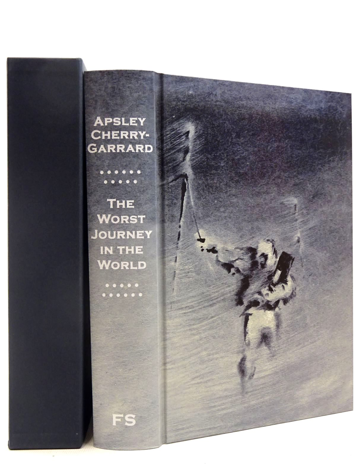 Photo of THE WORST JOURNEY IN THE WORLD ANTARCTIC 1910-1913 written by Cherry-Garrard, Apsley published by Folio Society (STOCK CODE: 2129228)  for sale by Stella & Rose's Books