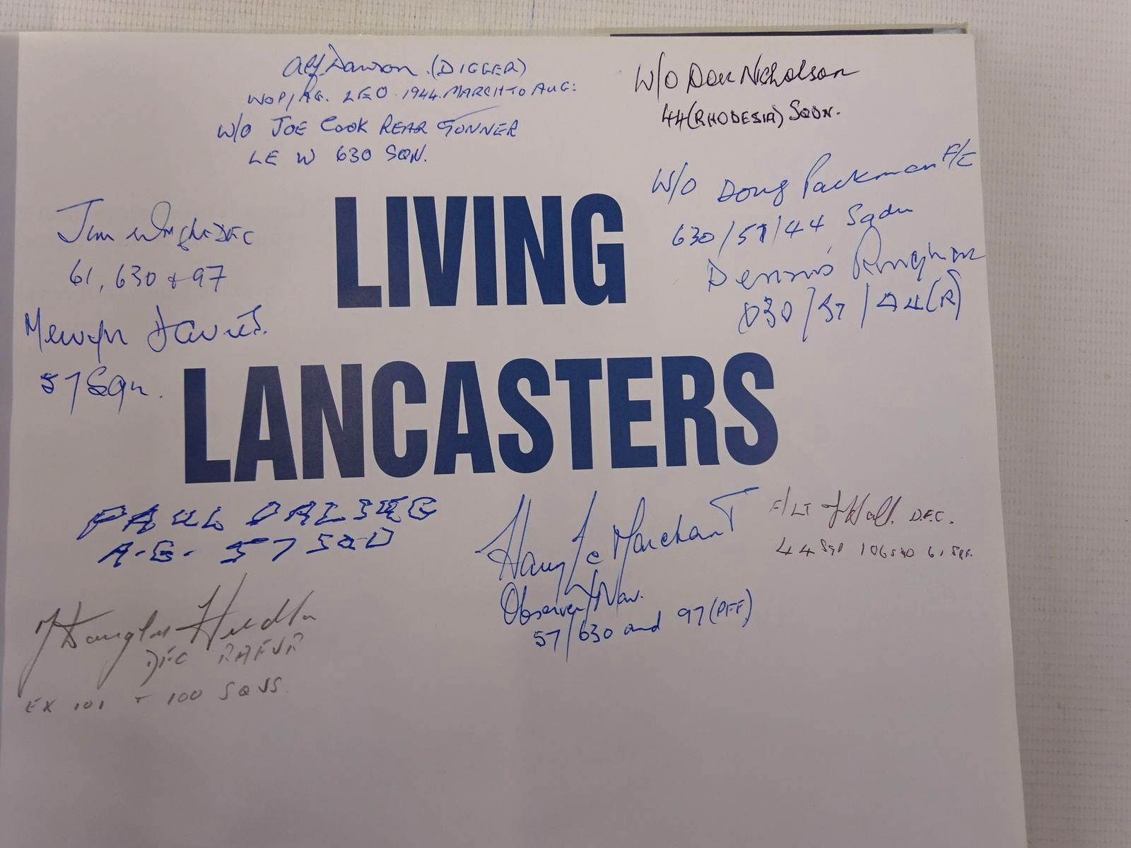 Photo of LIVING LANCASTERS KEEPING THE LEGEND ALIVE written by Cotter, Jarrod published by Sutton Publishing (STOCK CODE: 2129281)  for sale by Stella & Rose's Books