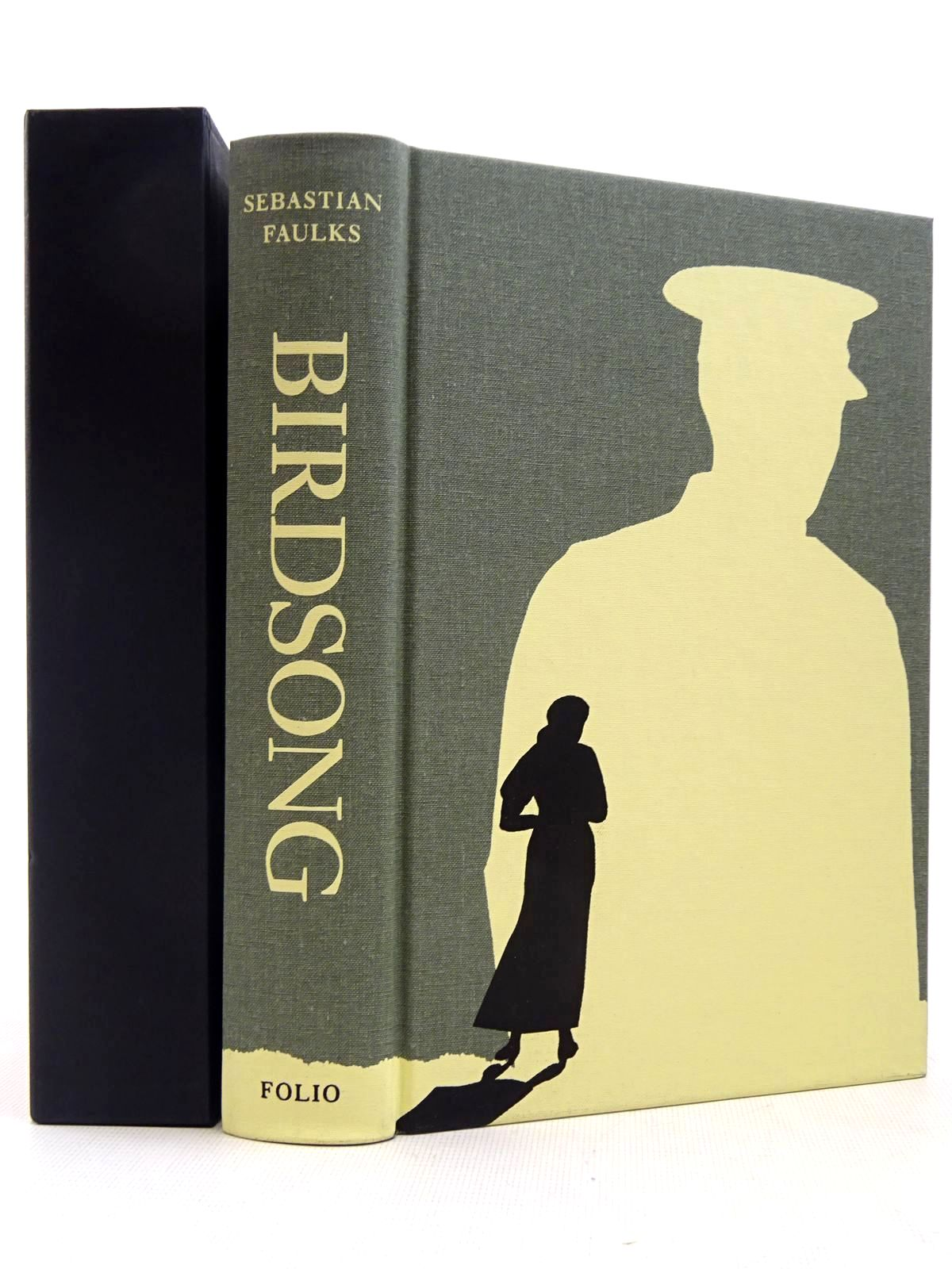 Photo of BIRDSONG written by Faulks, Sebastian illustrated by Harasymowicz, Swava published by Folio Society (STOCK CODE: 2129286)  for sale by Stella & Rose's Books
