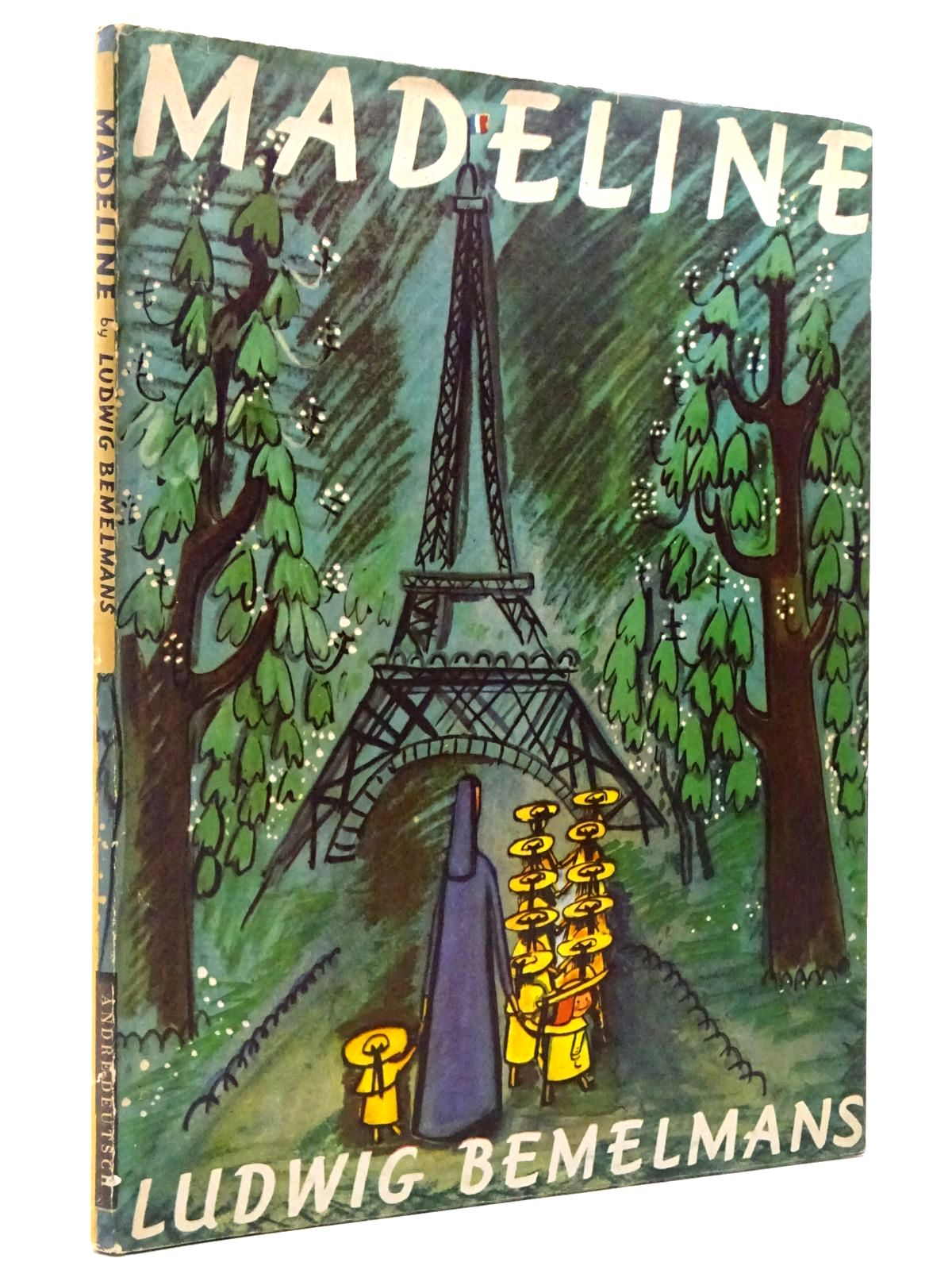 Photo of MADELINE written by Bemelmans, Ludwig illustrated by Bemelmans, Ludwig published by Andre Deutsch (STOCK CODE: 2129343)  for sale by Stella & Rose's Books