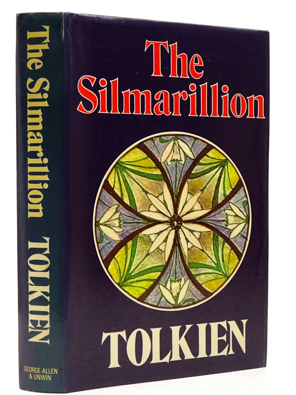 Photo of THE SILMARILLION written by Tolkien, J.R.R. Tolkien, Christopher published by George Allen & Unwin (STOCK CODE: 2129349)  for sale by Stella & Rose's Books