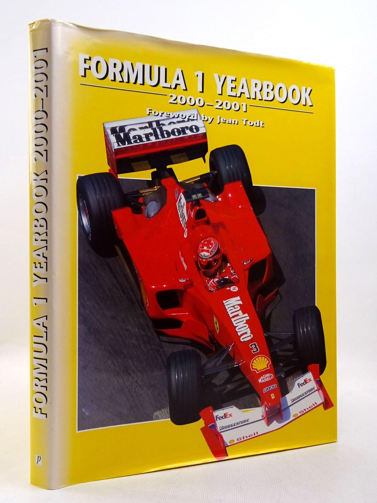 Photo of FORMULA 1 YEARBOOK 2000-2001- Stock Number: 2129355