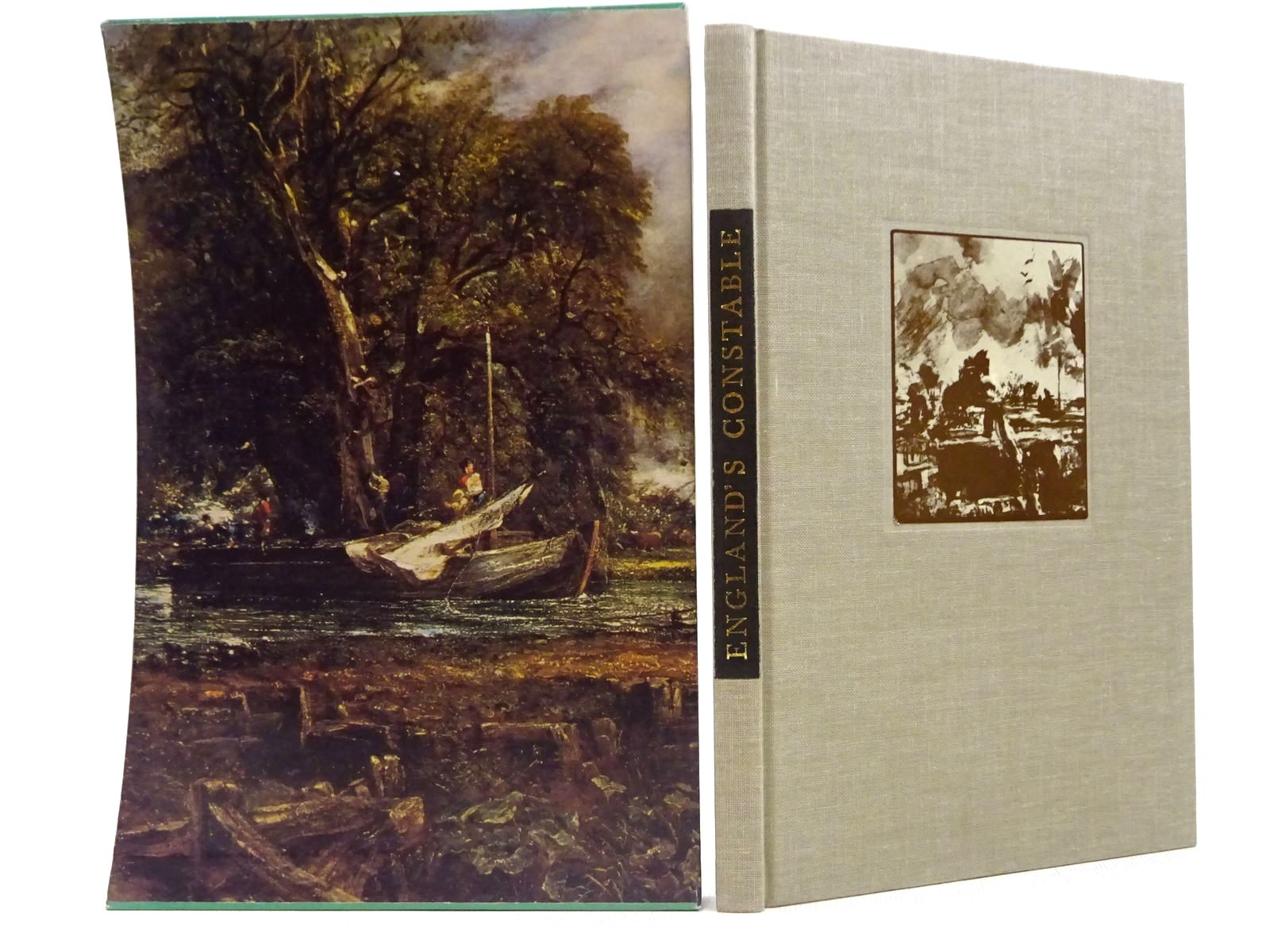 Photo of ENGLAND'S CONSTABLE written by Darracott, Joseph Constable, John illustrated by Constable, John published by Folio Society (STOCK CODE: 2129376)  for sale by Stella & Rose's Books