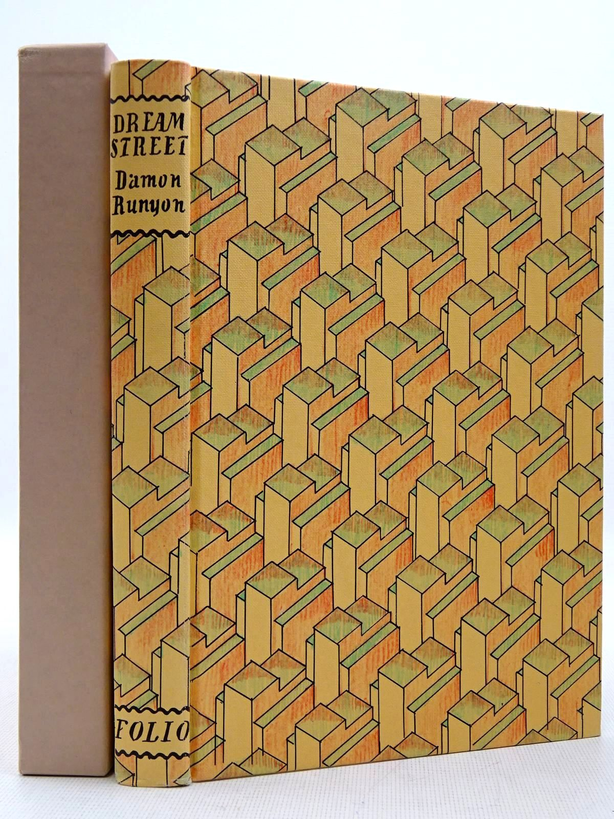 Photo of DREAM STREET written by Runyon, Damon<br />Bradbury, Sue illustrated by Bentley, Nicolas<br />Eccles, David published by Folio Society (STOCK CODE: 2129401)  for sale by Stella & Rose's Books