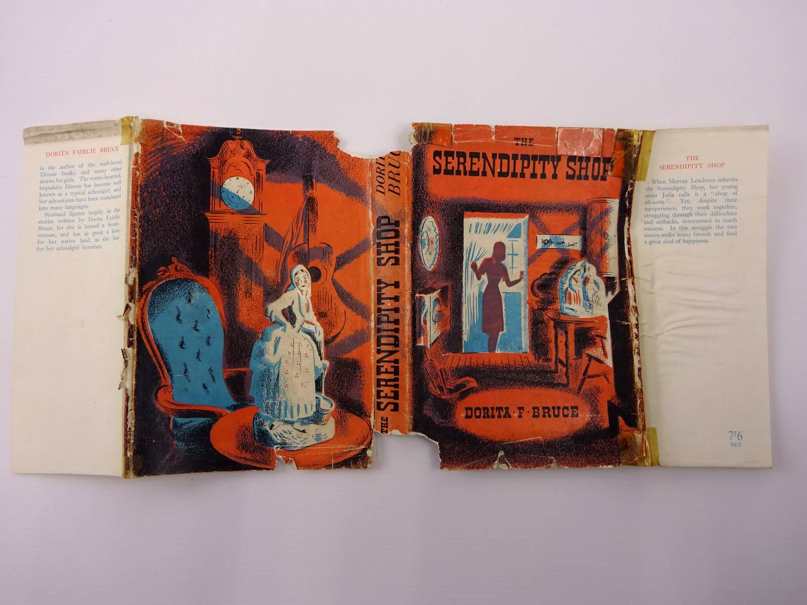 Photo of THE SERENDIPITY SHOP written by Bruce, Dorita Fairlie illustrated by Horder, Margaret published by Oxford University Press, Geoffrey Cumberlege (STOCK CODE: 2129403)  for sale by Stella & Rose's Books