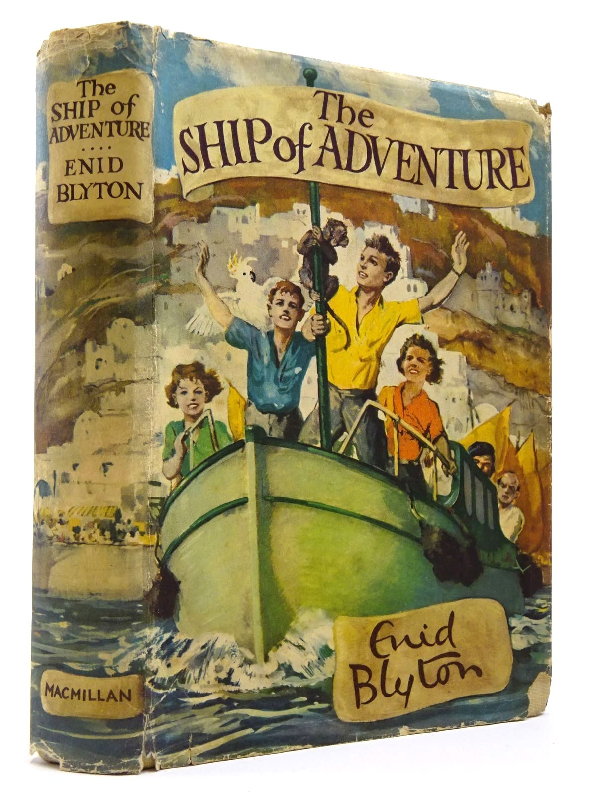 Photo of THE SHIP OF ADVENTURE- Stock Number: 2129412