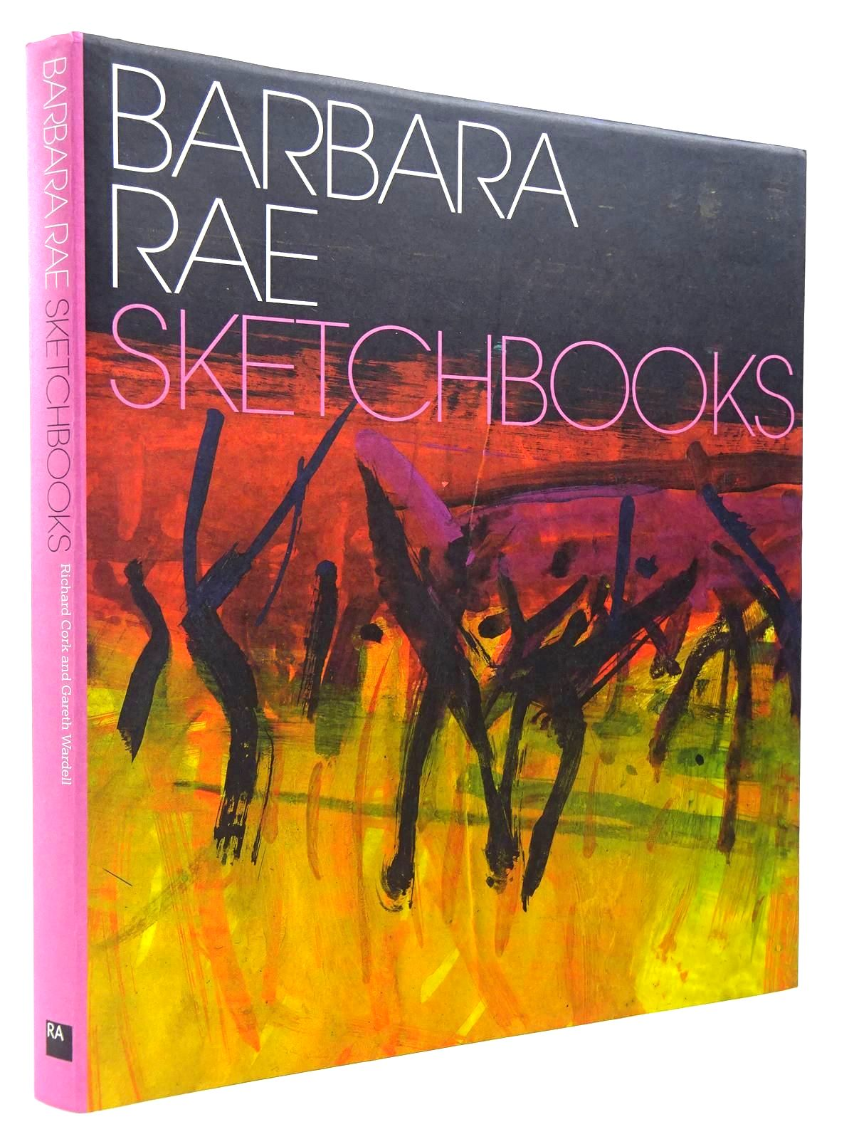 Photo of BARBARA RAE SKETCHBOOKS written by Cork, Richard illustrated by Rae, Barbara published by Royal Academy of Arts (STOCK CODE: 2129420)  for sale by Stella & Rose's Books