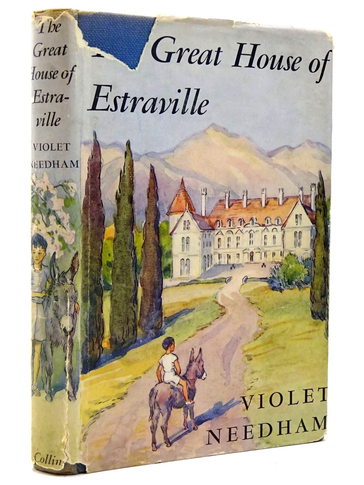 Photo of THE GREAT HOUSE OF ESTRAVILLE- Stock Number: 2129426