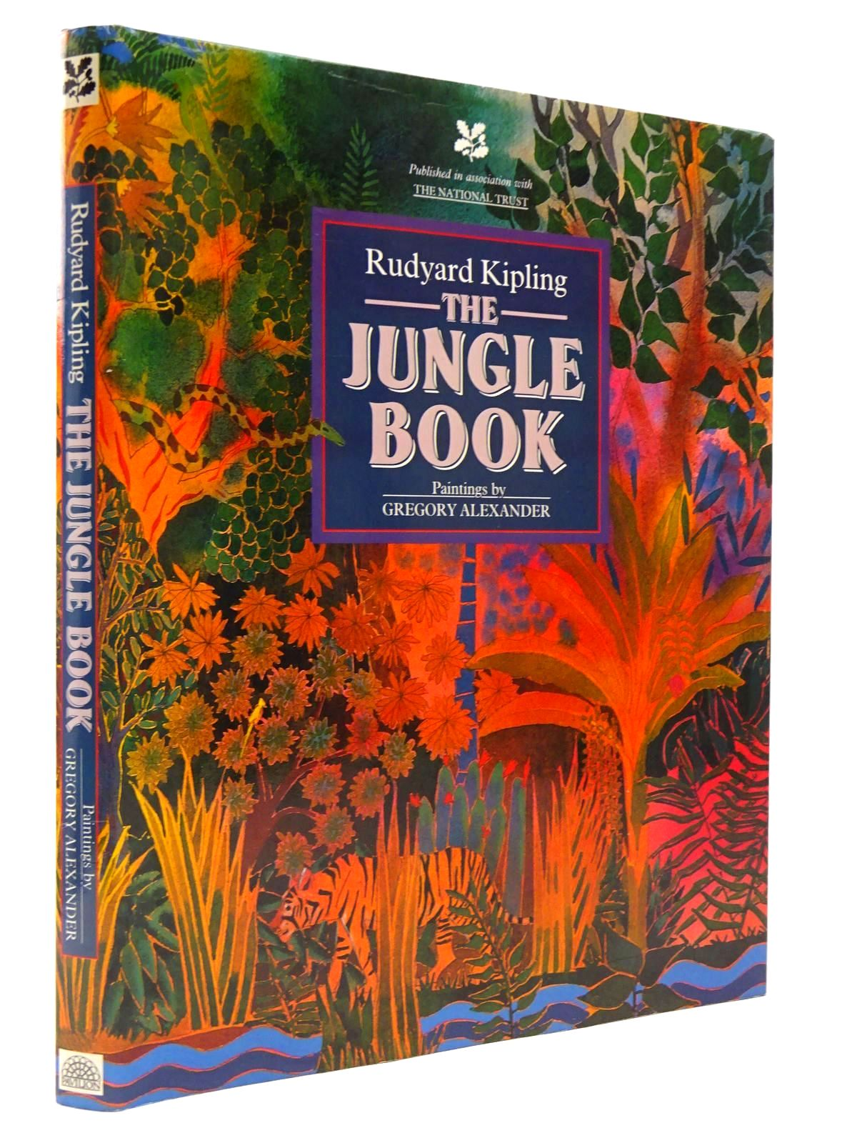 Photo of THE JUNGLE BOOK- Stock Number: 2129442