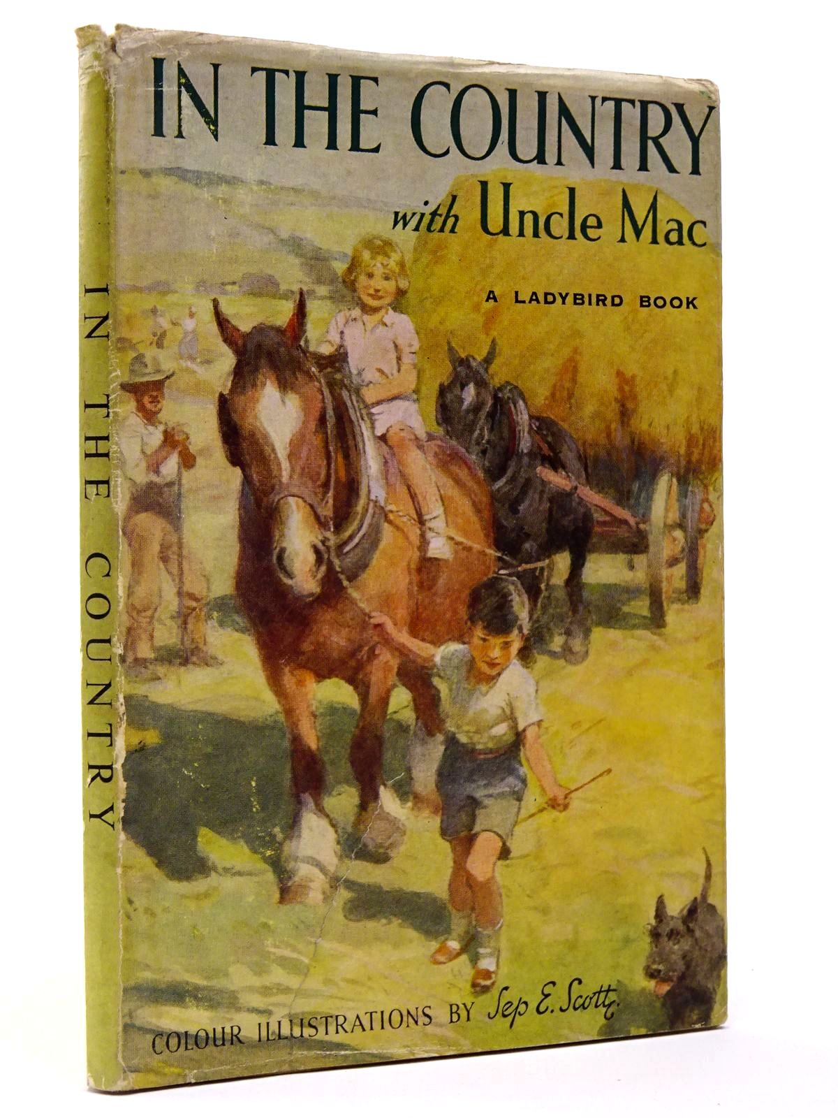 Photo of IN THE COUNTRY WITH UNCLE MAC written by McCulloch, Derek illustrated by Scott, Septimus E. published by Wills & Hepworth Ltd. (STOCK CODE: 2129457)  for sale by Stella & Rose's Books