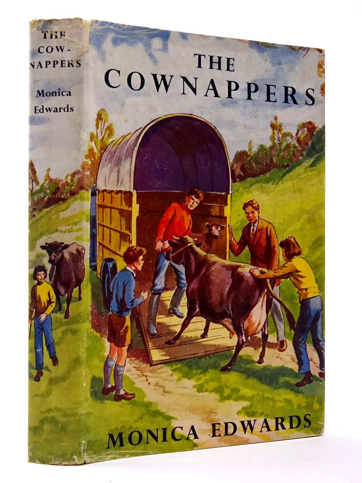 Photo of THE COWNAPPERS- Stock Number: 2129465