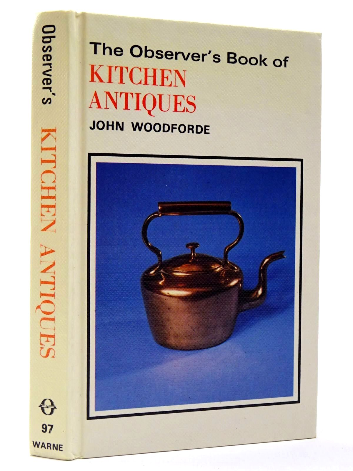 Photo of THE OBSERVER'S BOOK OF KITCHEN ANTIQUES- Stock Number: 2129487