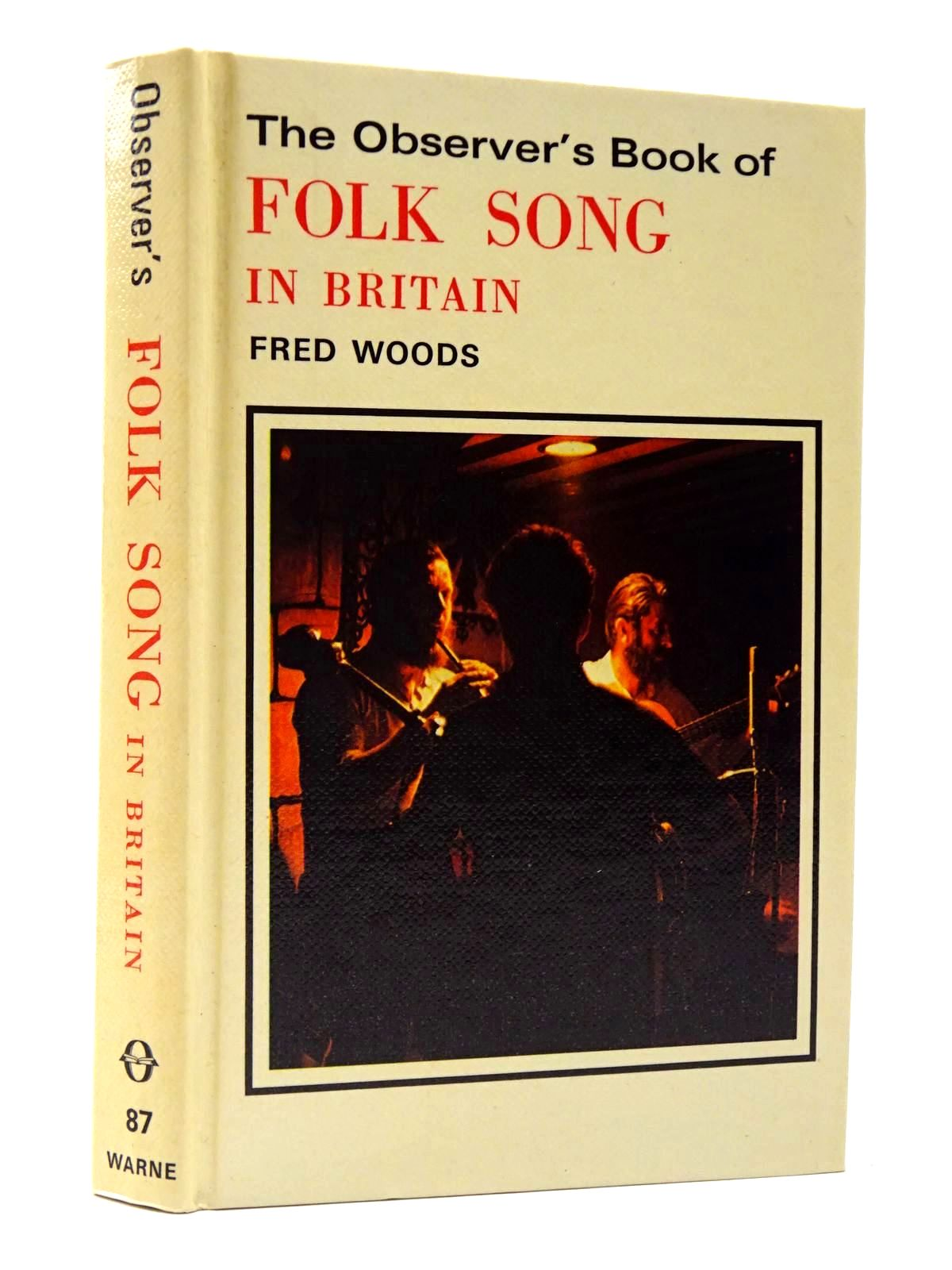 Photo of THE OBSERVER'S BOOK OF FOLK SONG IN BRITAIN- Stock Number: 2129488
