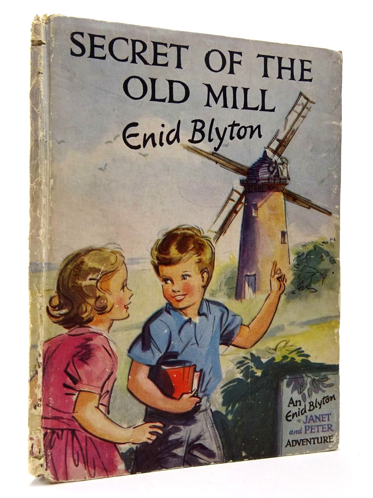 Photo of SECRET OF THE OLD MILL written by Blyton, Enid illustrated by Soper, Eileen published by Brockhampton Press (STOCK CODE: 2129489)  for sale by Stella & Rose's Books