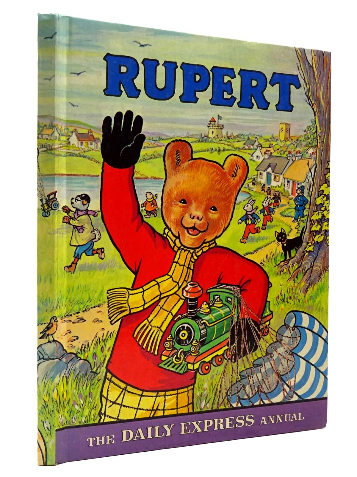 Photo of RUPERT ANNUAL 1976 illustrated by Cubie, Alex published by Daily Express (STOCK CODE: 2129518)  for sale by Stella & Rose's Books