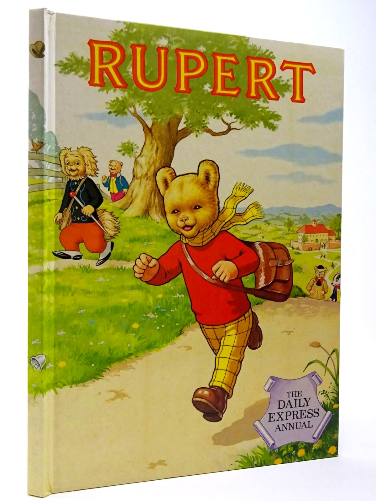 Photo of RUPERT ANNUAL 1984 illustrated by Harrold, John published by Express Newspapers Ltd. (STOCK CODE: 2129521)  for sale by Stella & Rose's Books