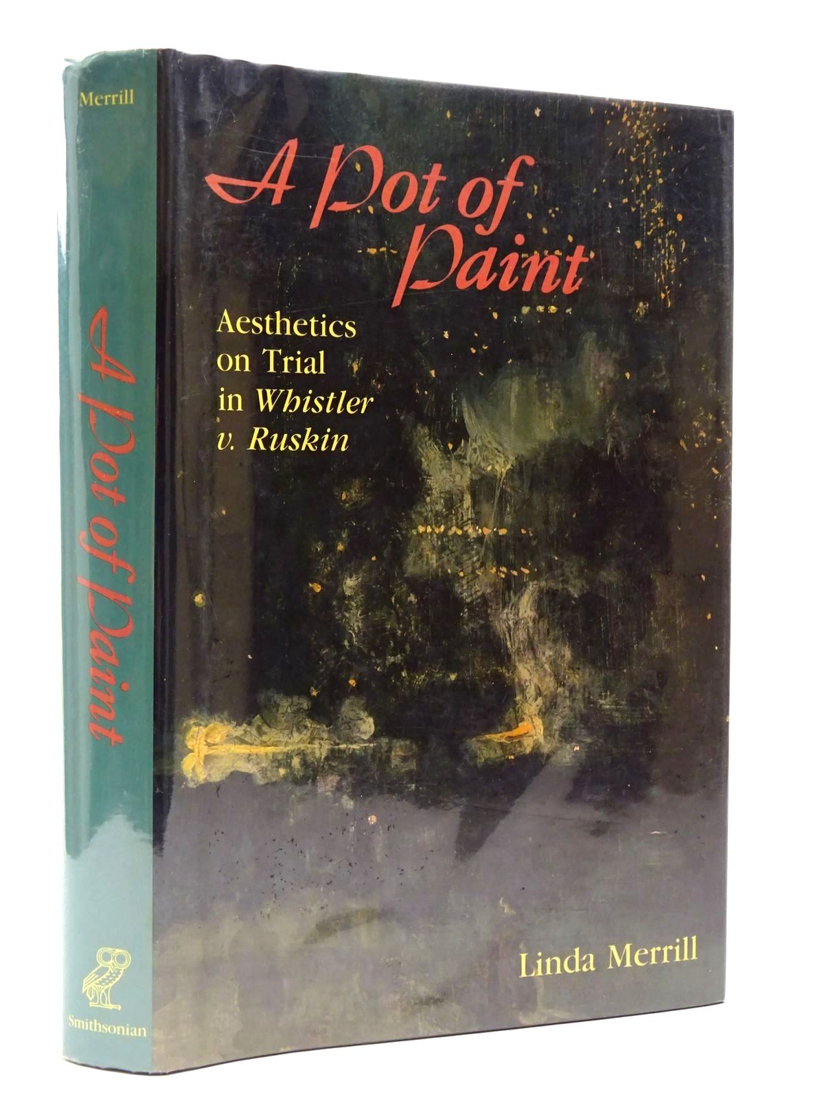 Photo of A POT OF PAINT written by Merrill, Linda published by Smithsonian Institution Press (STOCK CODE: 2129530)  for sale by Stella & Rose's Books