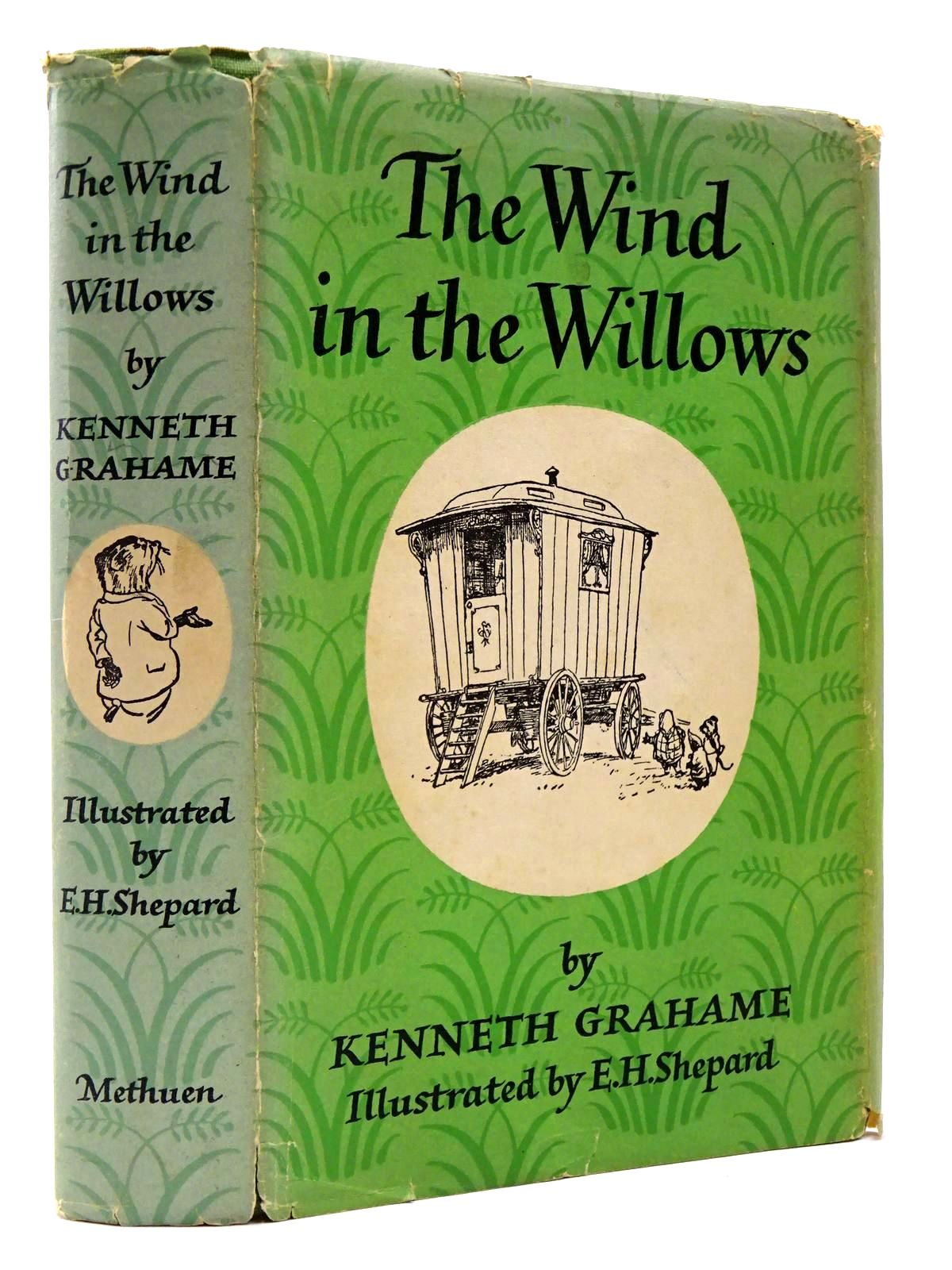 Photo of THE WIND IN THE WILLOWS written by Grahame, Kenneth illustrated by Shepard, E.H. published by Methuen & Co. Ltd. (STOCK CODE: 2129531)  for sale by Stella & Rose's Books