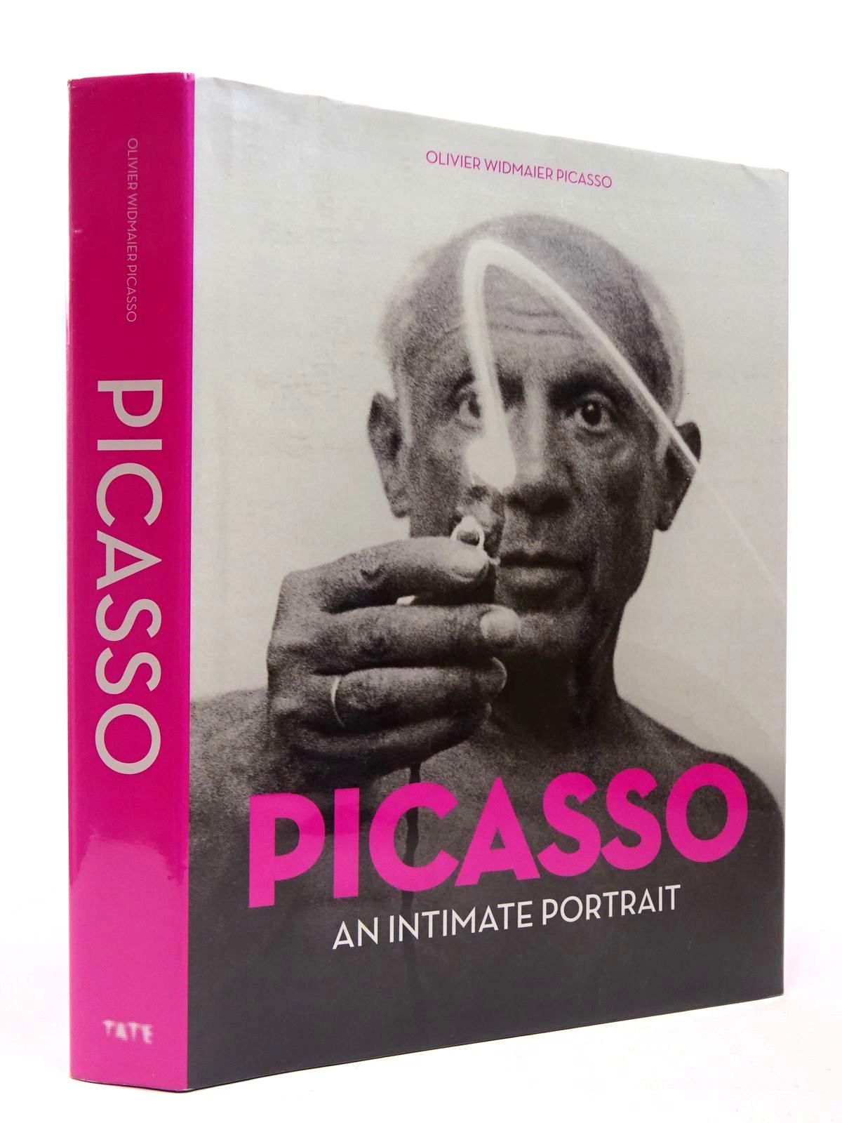 Photo of PICASSO AN INTIMATE PORTRAIT written by Picasso, Oliver Widmaier illustrated by Picasso, Pablo published by Tate Publishing (STOCK CODE: 2129563)  for sale by Stella & Rose's Books