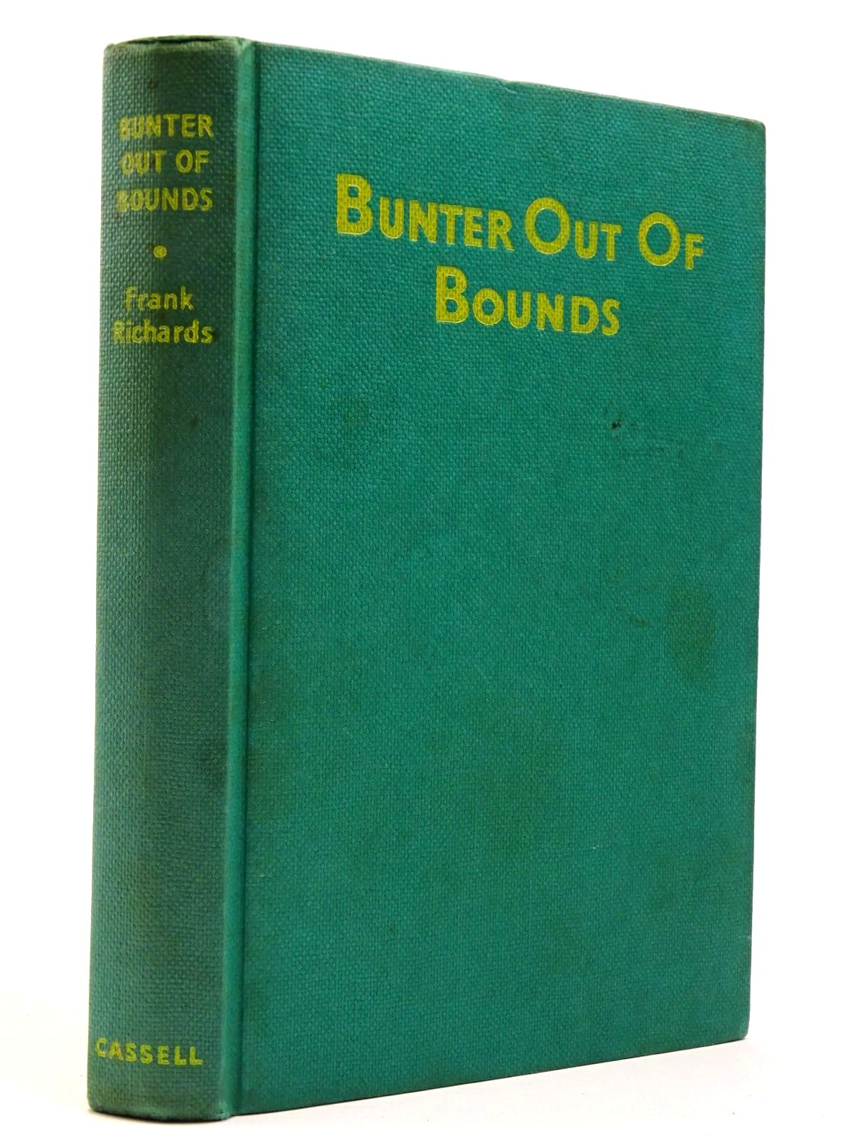 Photo of BUNTER OUT OF BOUNDS- Stock Number: 2129660
