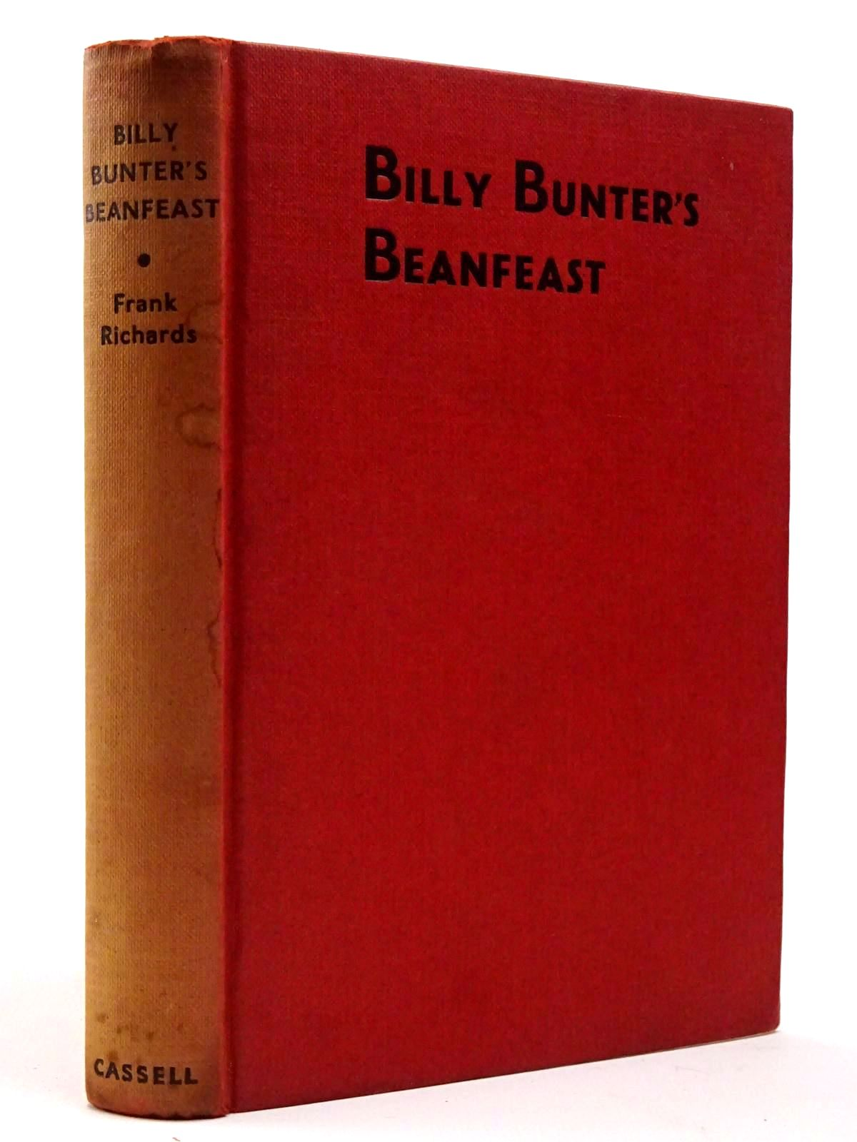 Photo of BILLY BUNTER'S BEANFEAST- Stock Number: 2129665