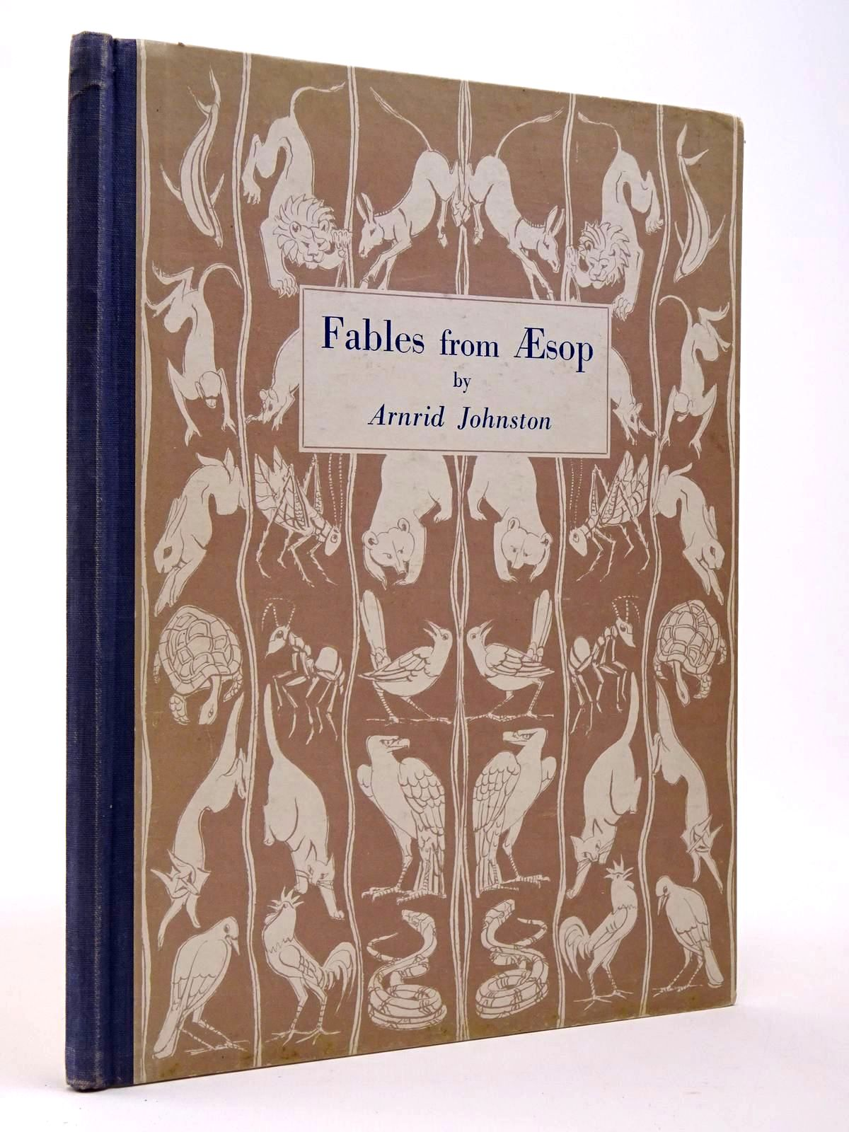 Photo of FABLES FROM AESOP AND OTHERS- Stock Number: 2129671