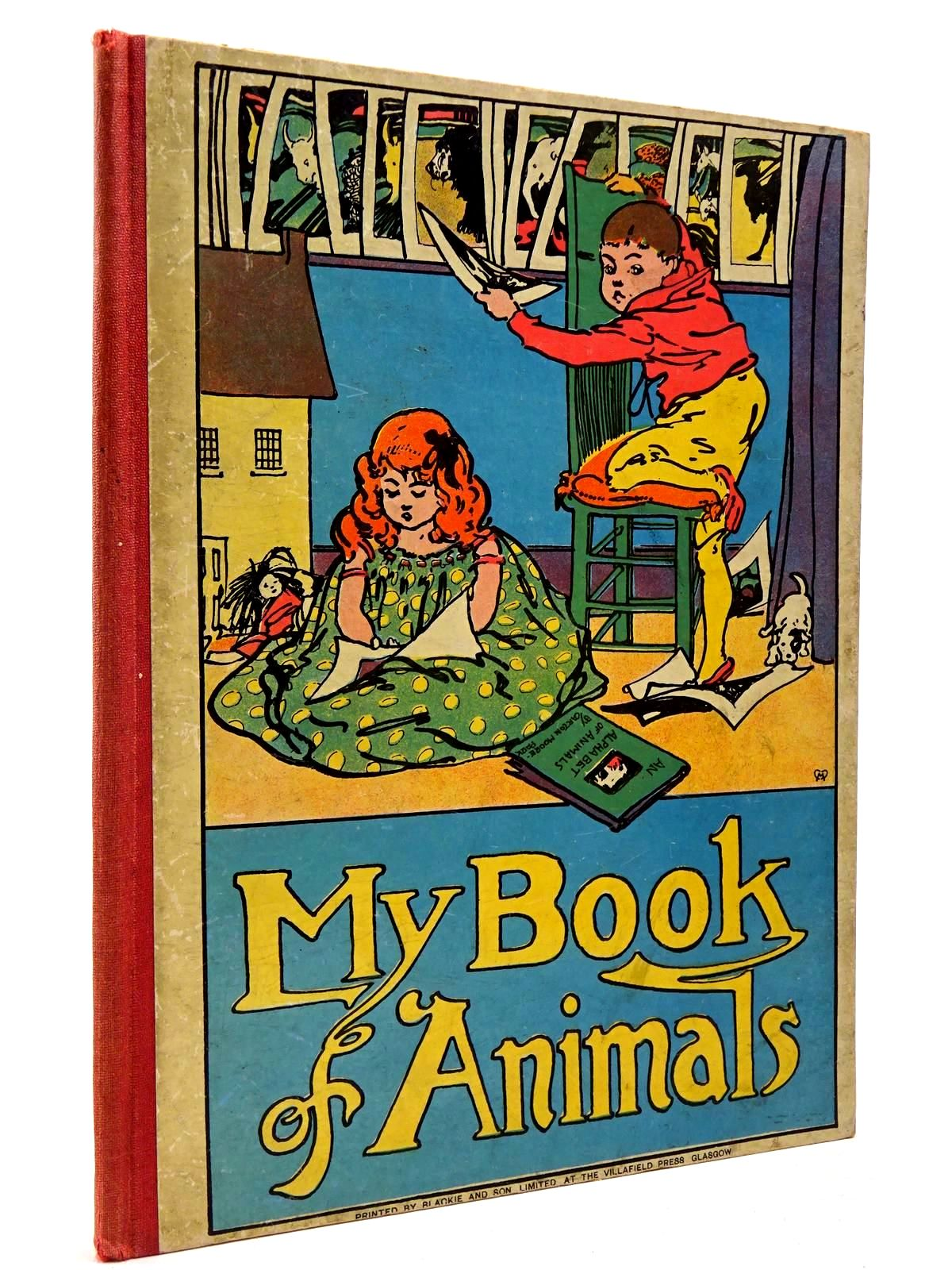 Photo of MY BOOK OF ANIMALS- Stock Number: 2129672