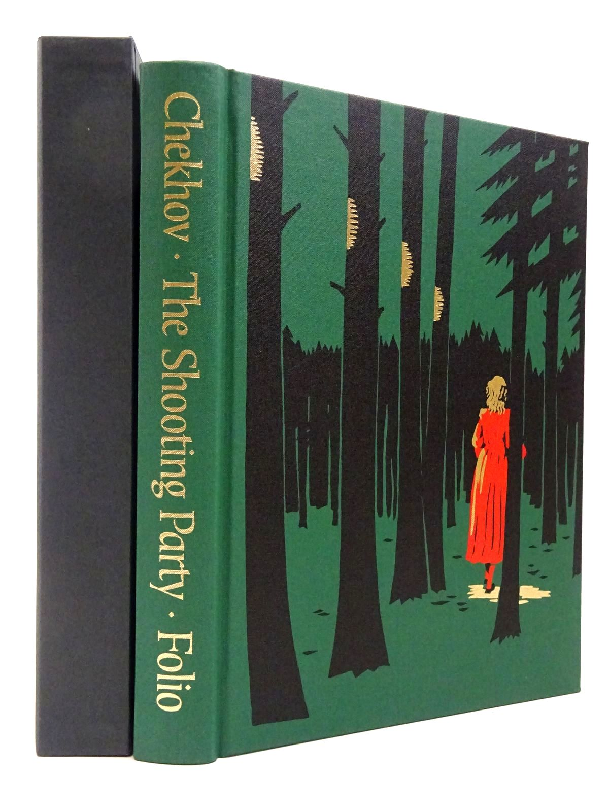 Photo of THE SHOOTING PARTY written by Chekhov, Anton<br />Sutherland, John illustrated by Mosley, Francis published by Folio Society (STOCK CODE: 2129709)  for sale by Stella & Rose's Books