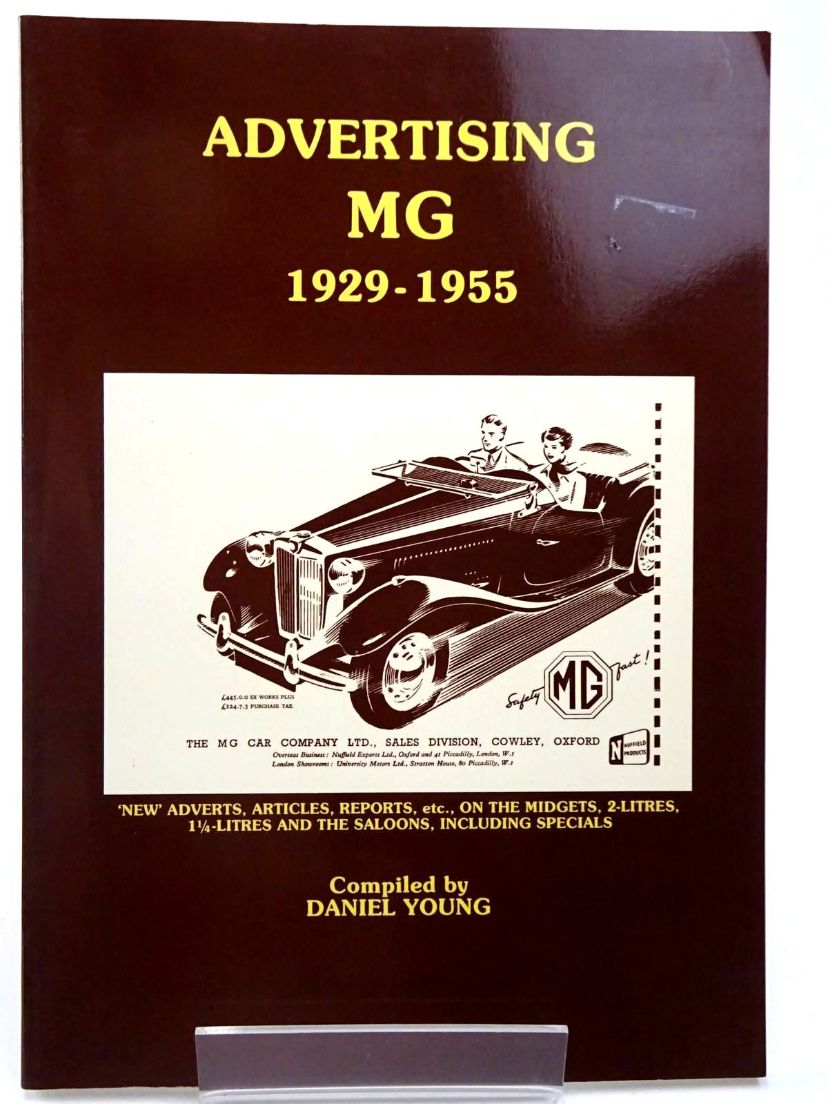Photo of ADVERTISING MG 1929-1955- Stock Number: 2129747