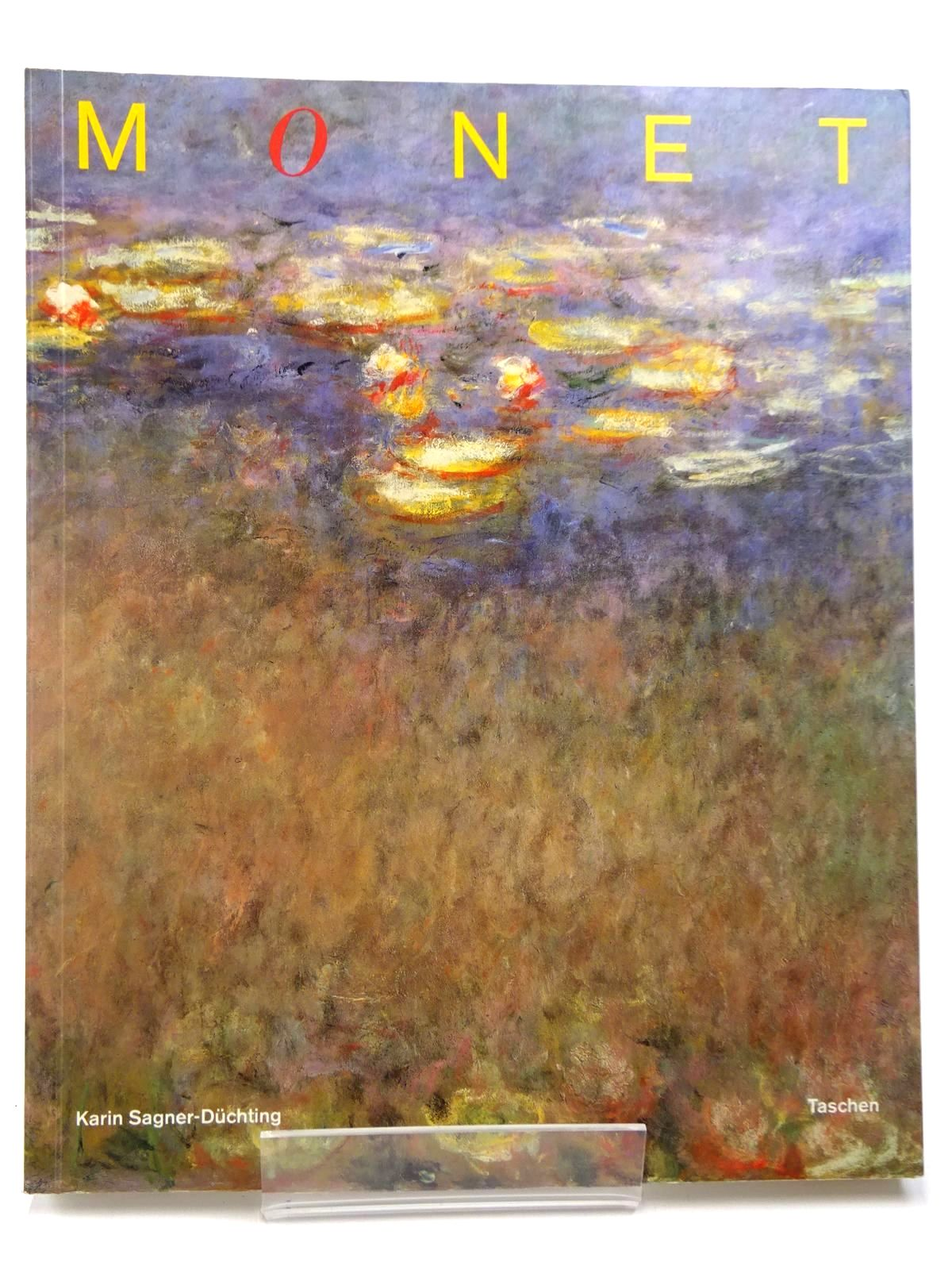 Photo of CLAUDE MONET 1840-1926 A FEAST FOR THE EYES written by Sagner-Duchting, Karin illustrated by Monet, Claude published by Benedikt Taschen (STOCK CODE: 2129749)  for sale by Stella & Rose's Books